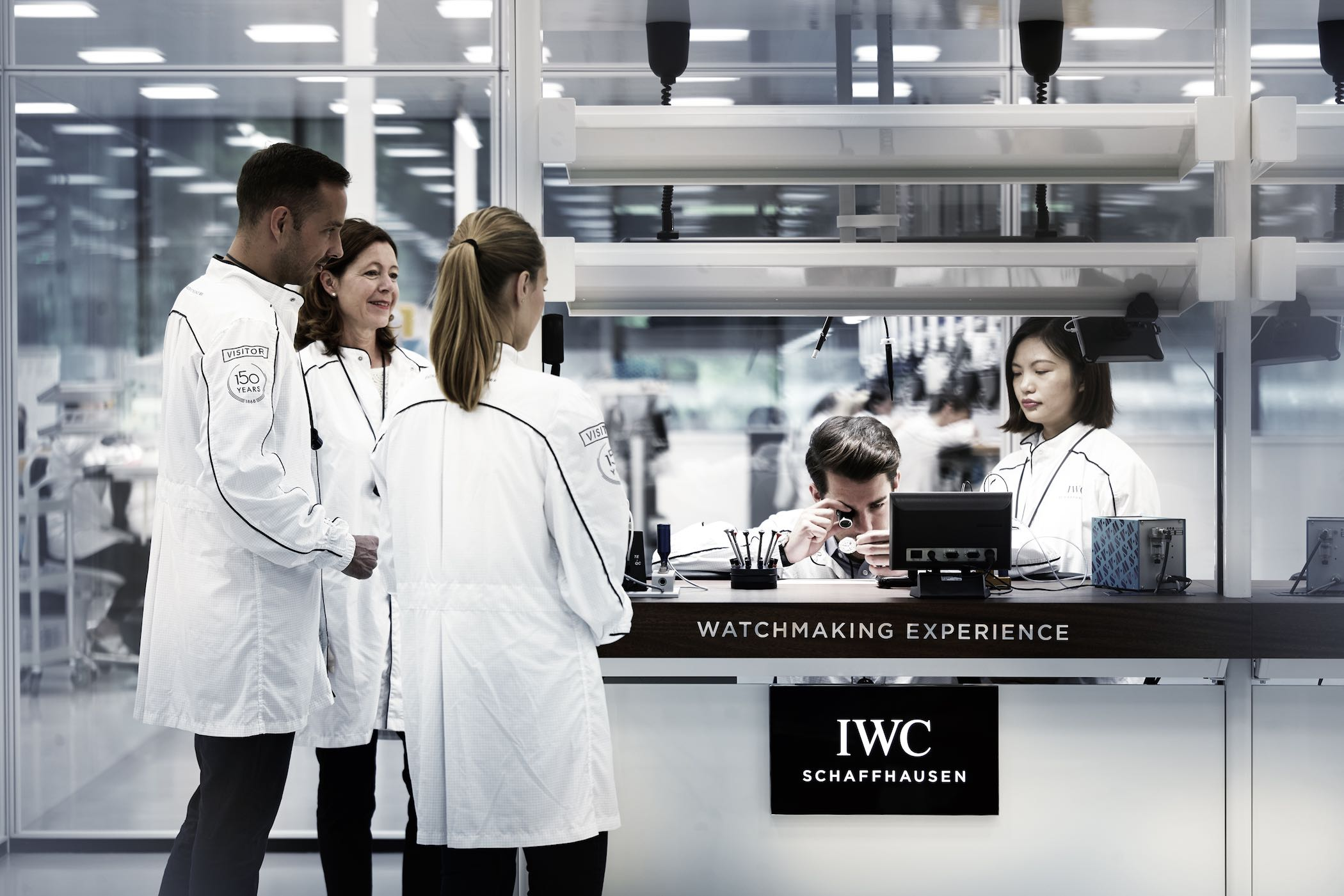IWC New Manufacture, the Cutting-Edge ManufakturZentrum