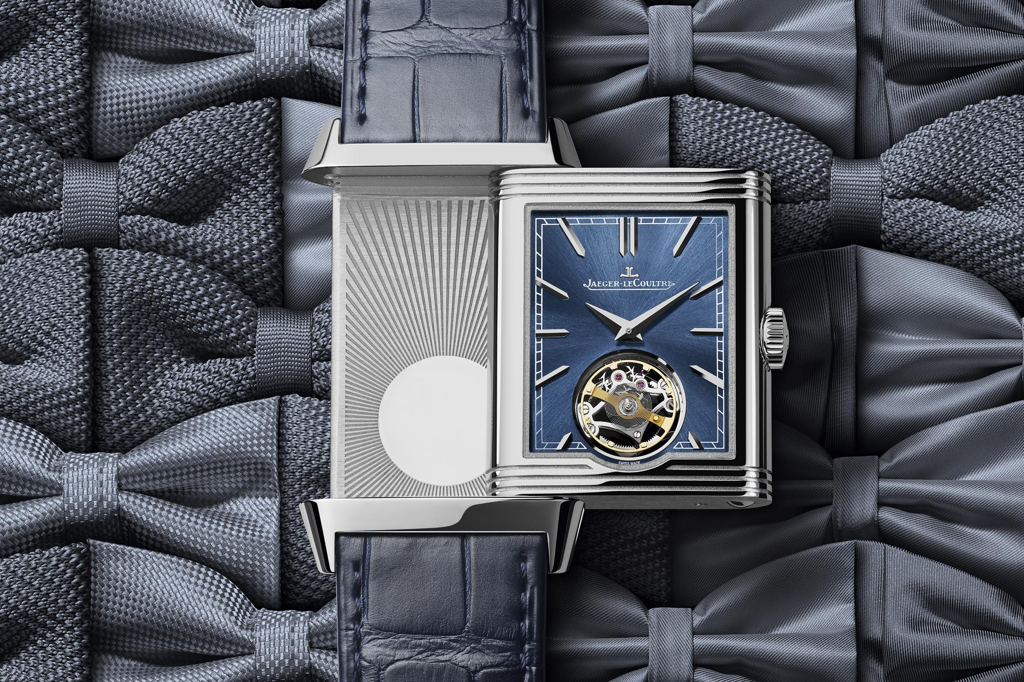 ffaedc31d52f Introducing - Jaeger-LeCoultre Reverso Tribute Tourbillon Duoface ...