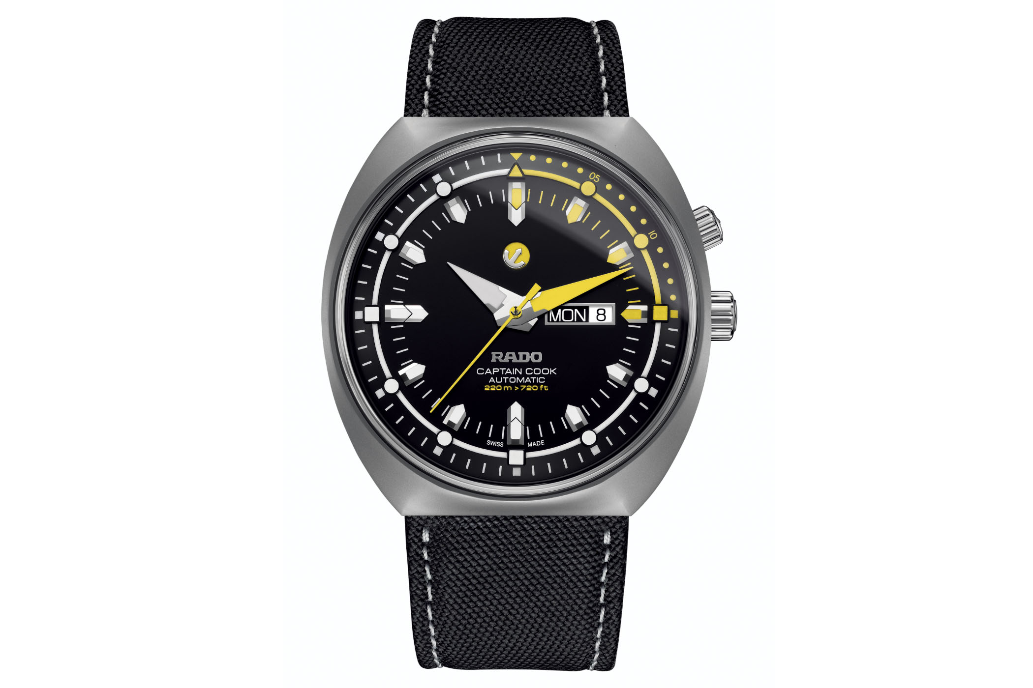86bae6febea Introducing - Rado Tradition Captain Cook MKIII Automatic (Specs ...