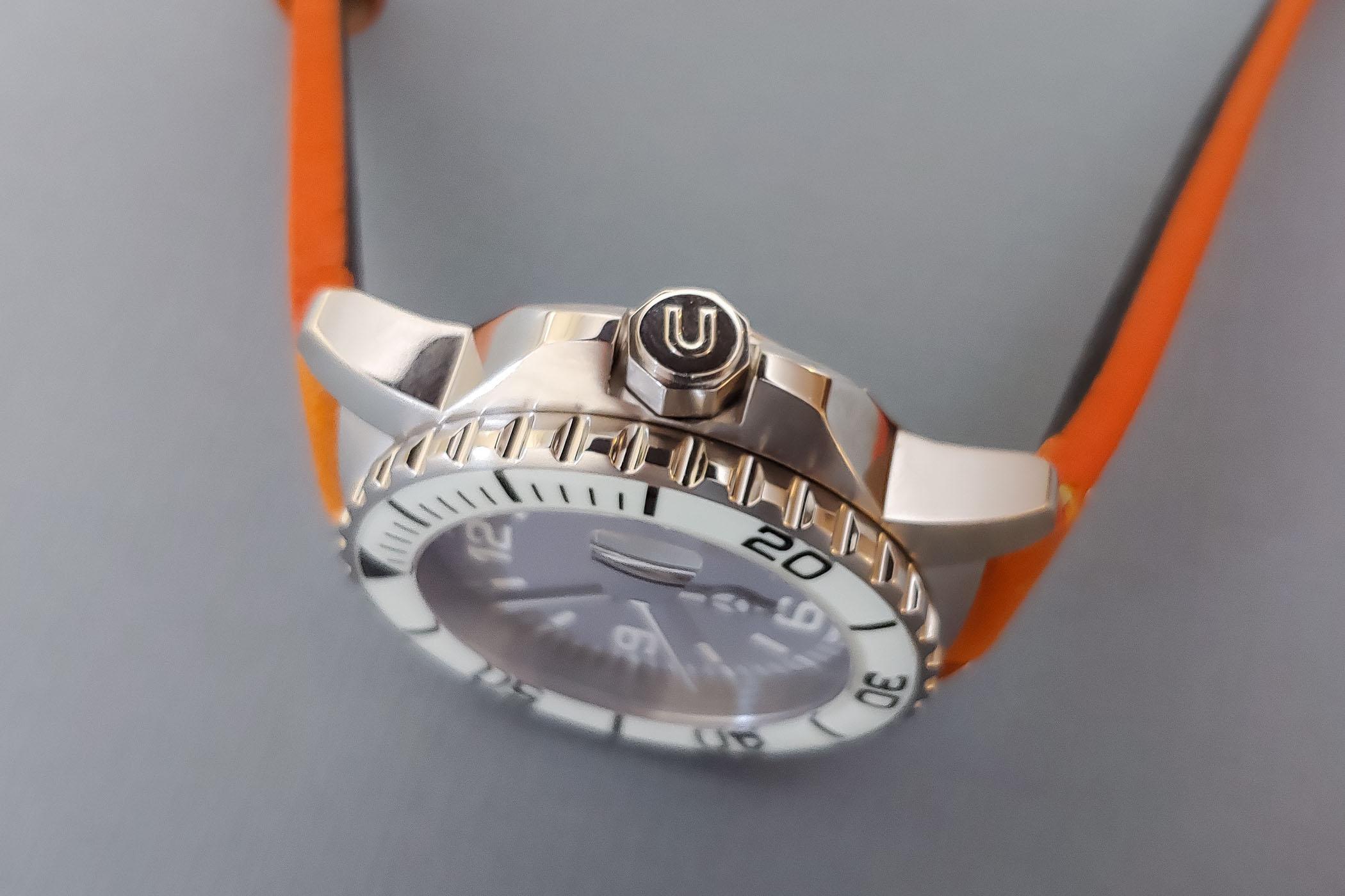UNDONE Aqua Dive Watch automatic, customizable - review