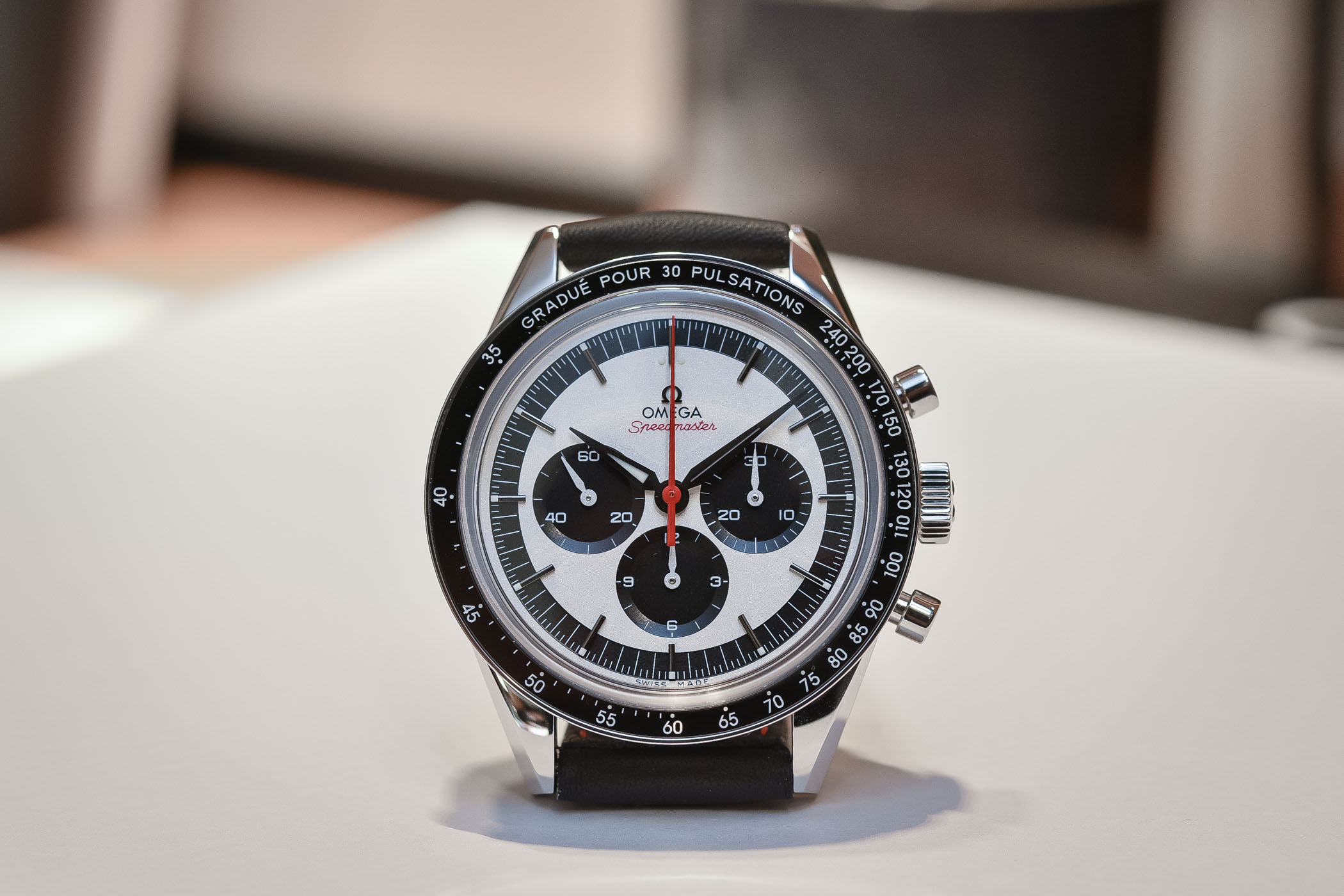 difference chronometer chronograph