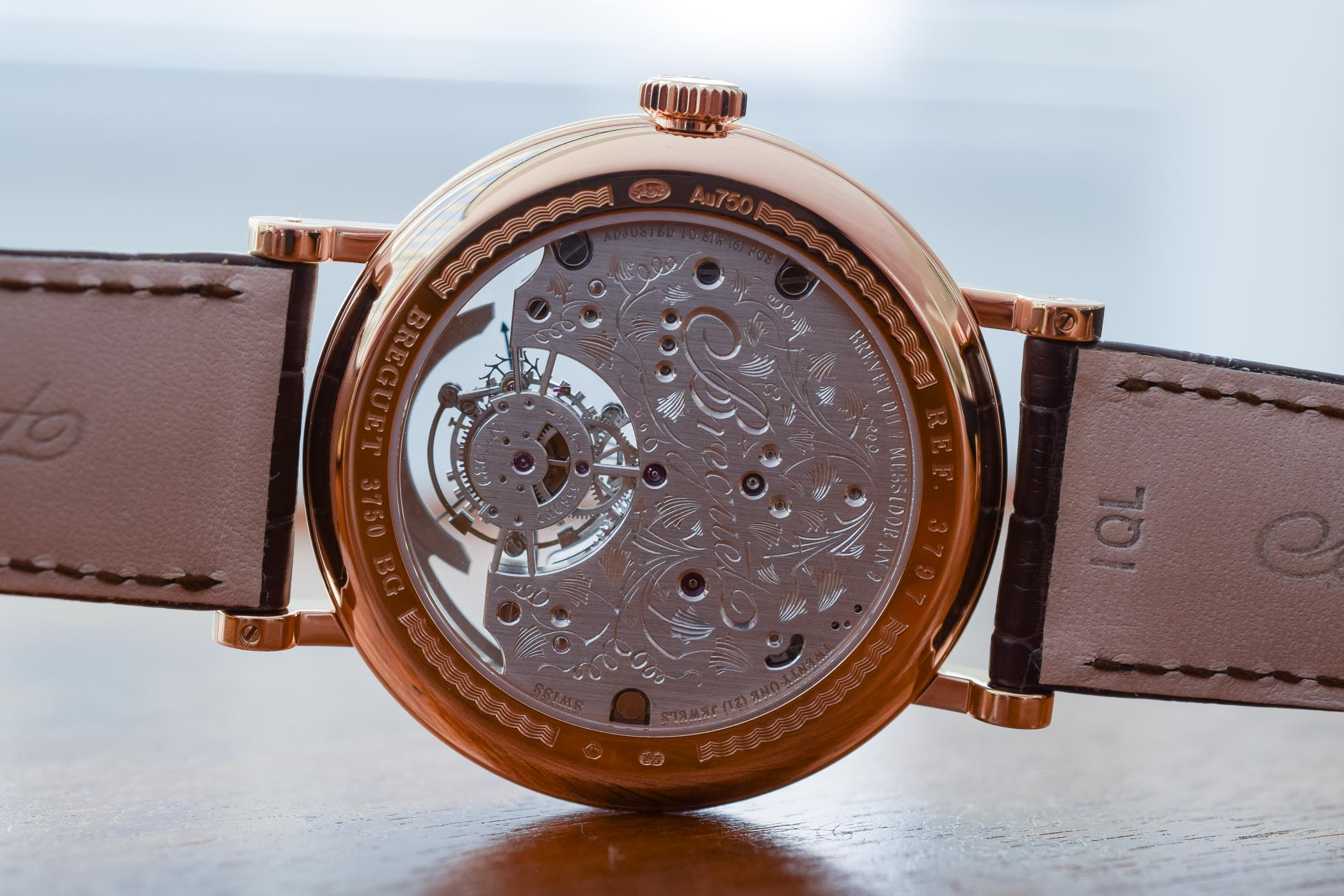 Breguet Classique Complications 3797 Perpetual Calendar Tourbillon