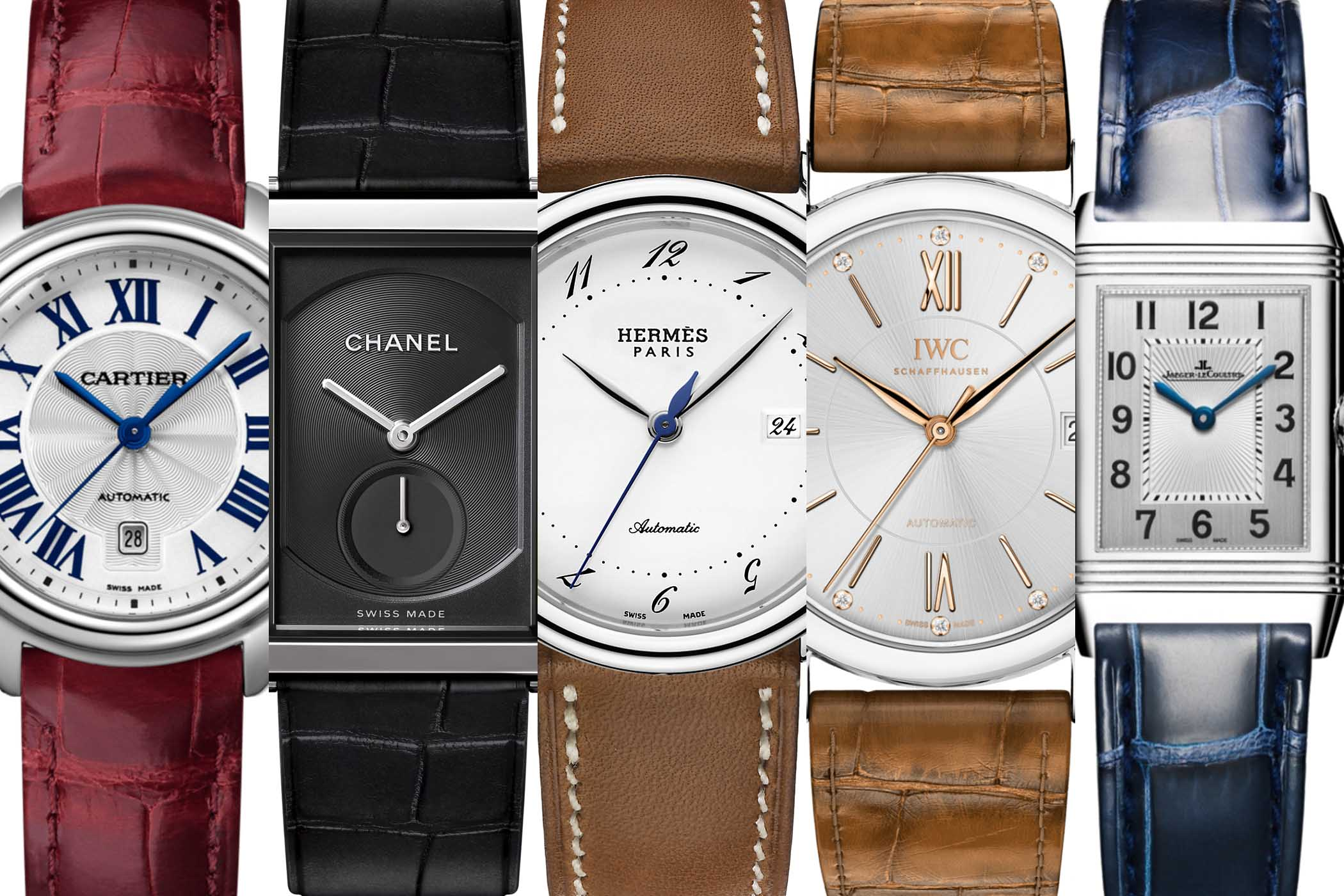 38536fe73602 Buying Guide - 5 Elegant Watches for Women under EUR 5,000
