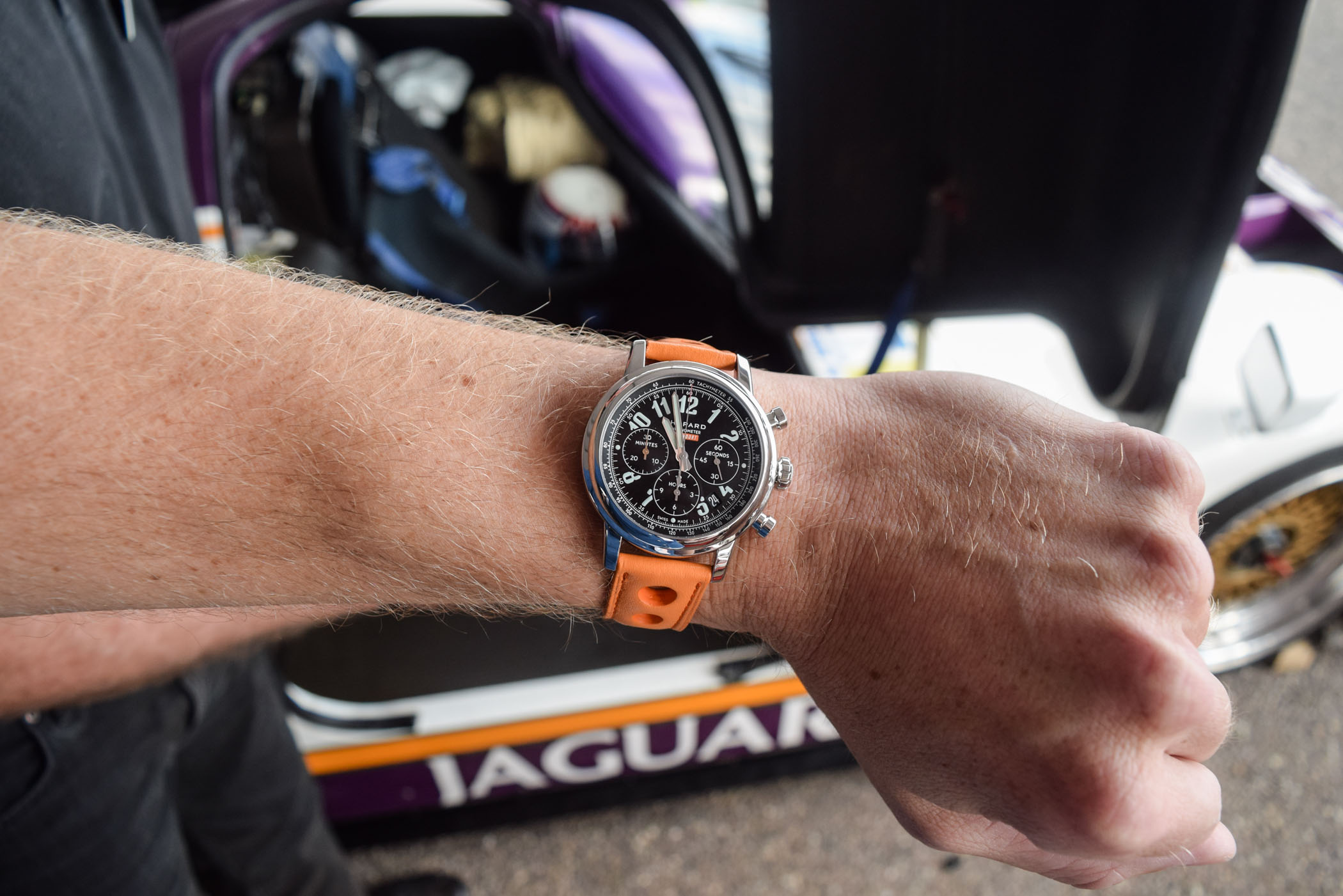 Chopard Mille Miglia Chronograph Zandvoort Historic Grand Prix - 2