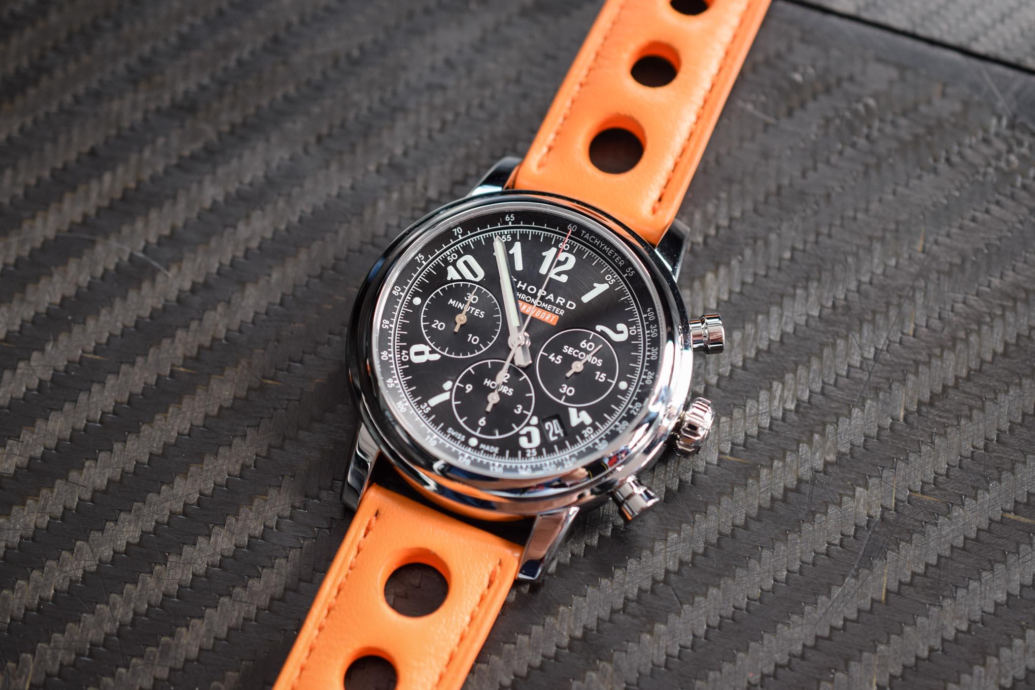 Chopard Mille Miglia Chronograph Zandvoort Historic Grand Prix - 4