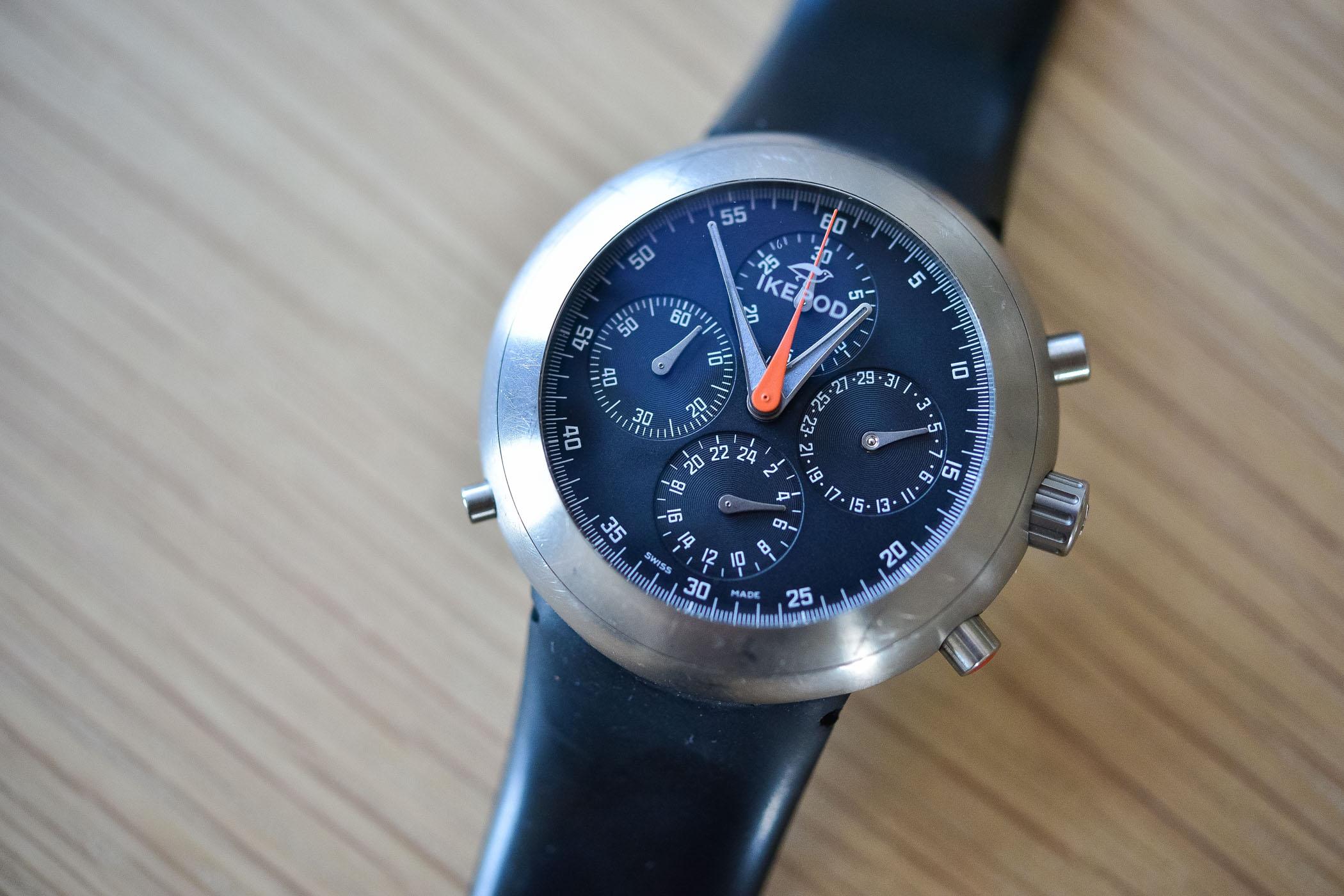 Ikepod hemipode chronograph