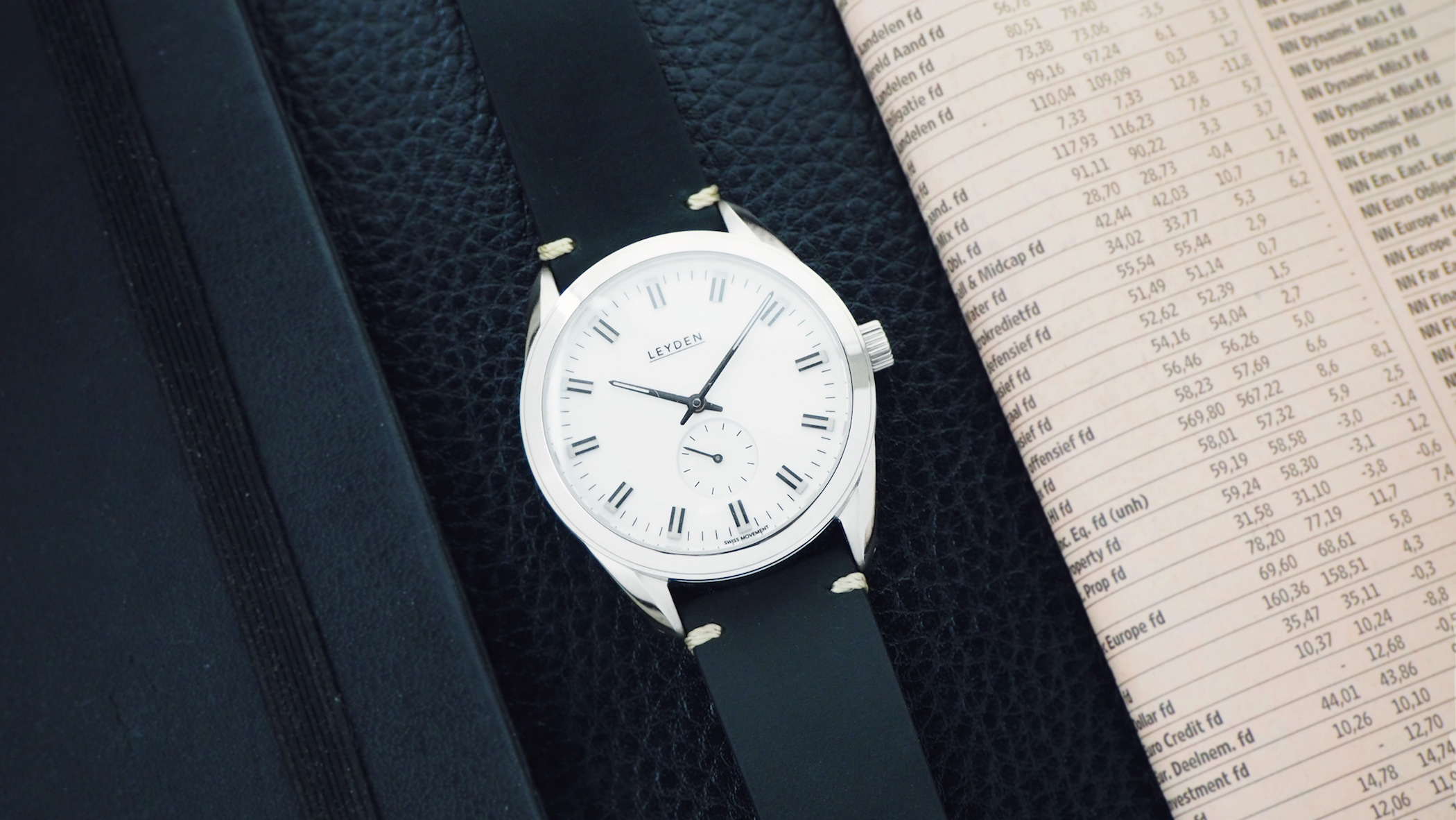 Leyden Watches Lorentz Kickstarter Value Proposition