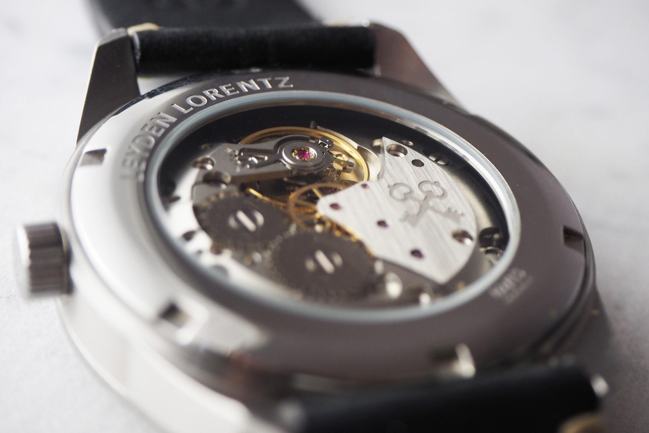 Leyden Watches Lorentz Kickstarter Value Proposition