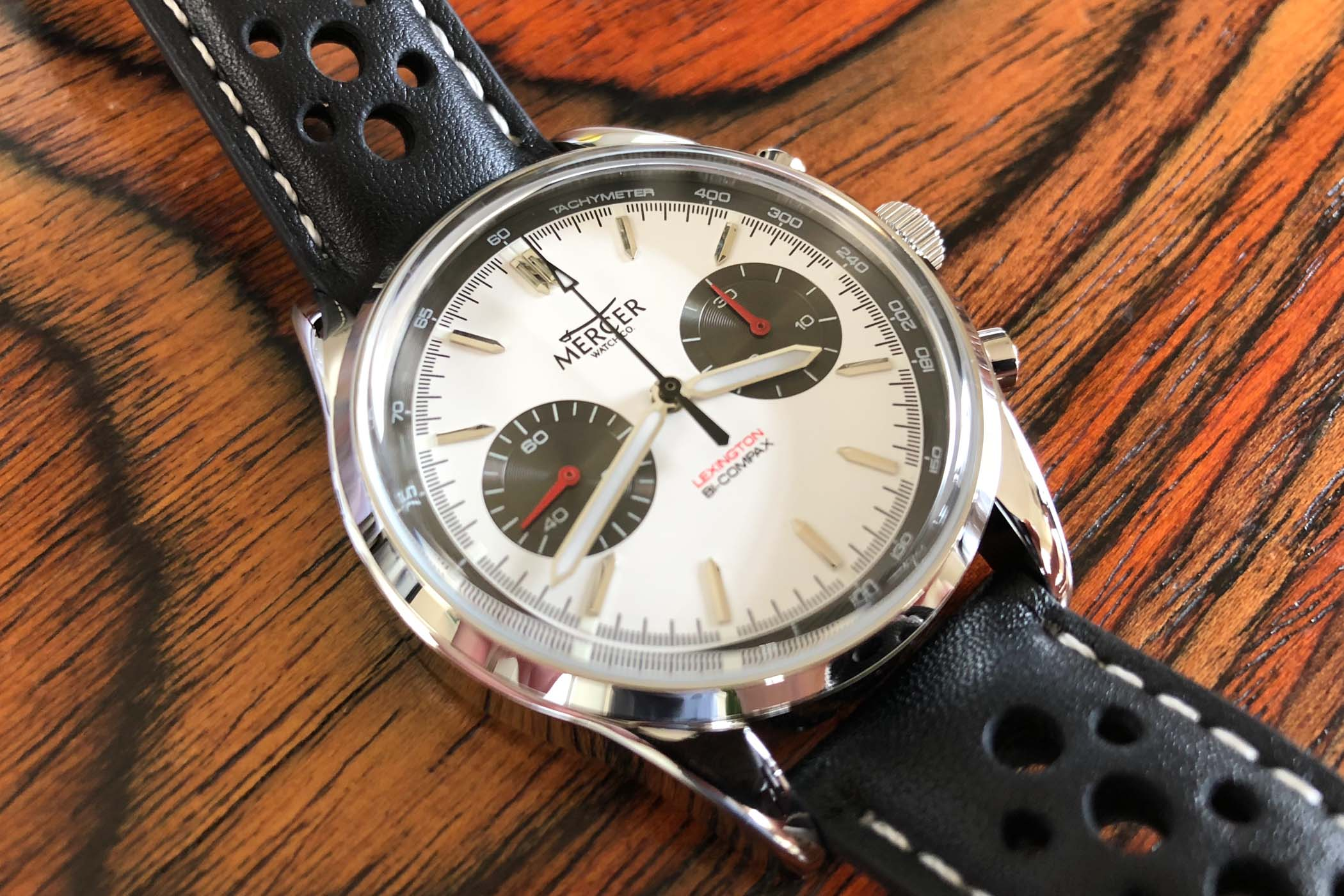 Mercer Lexington Chronograph