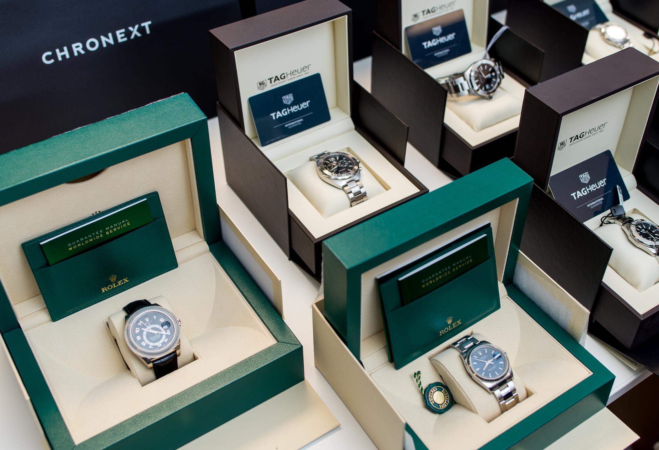 Online Watch market - Chronext - 5