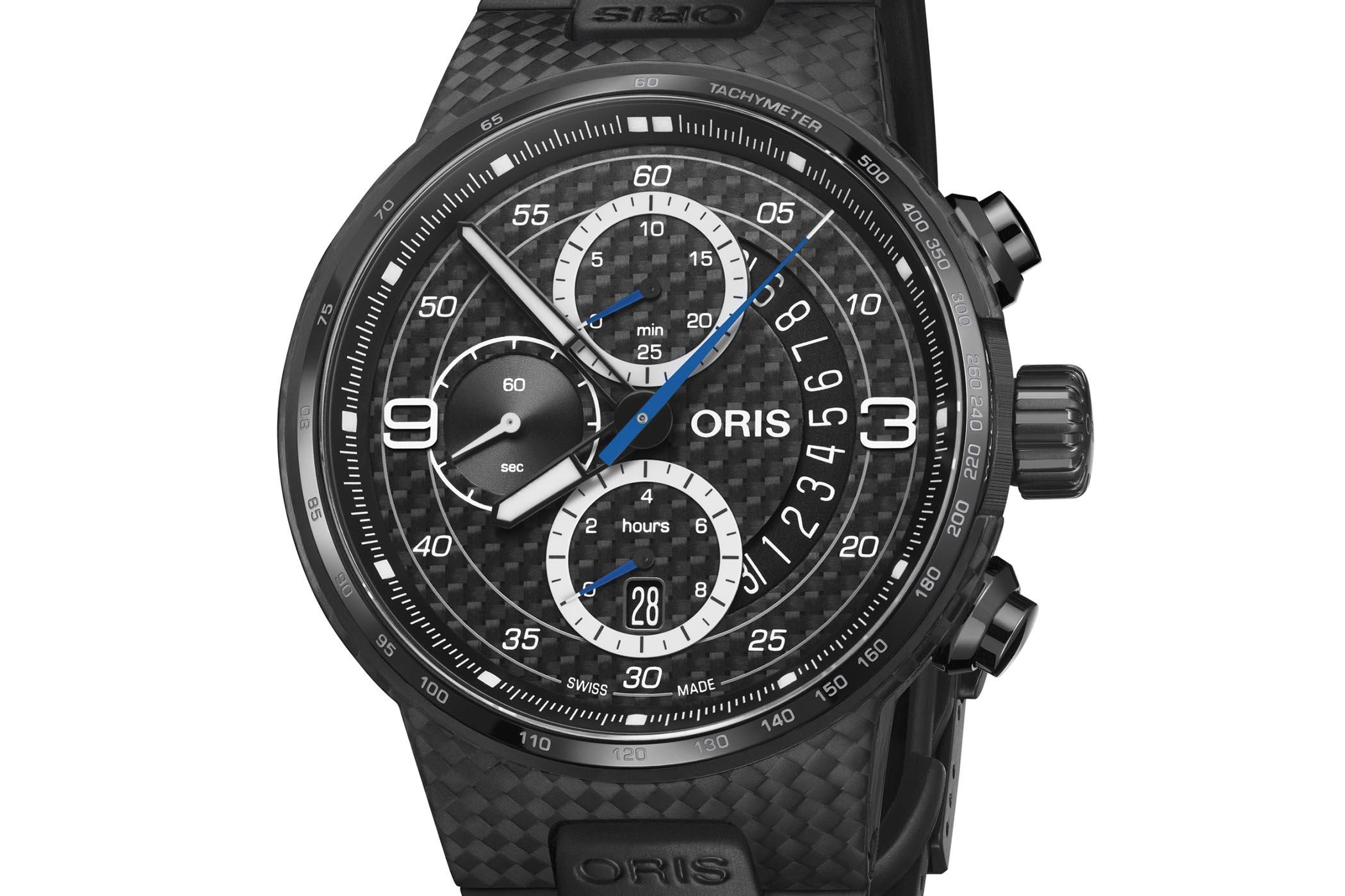 Oris Williams FW41 Limited Edition Full Carbon