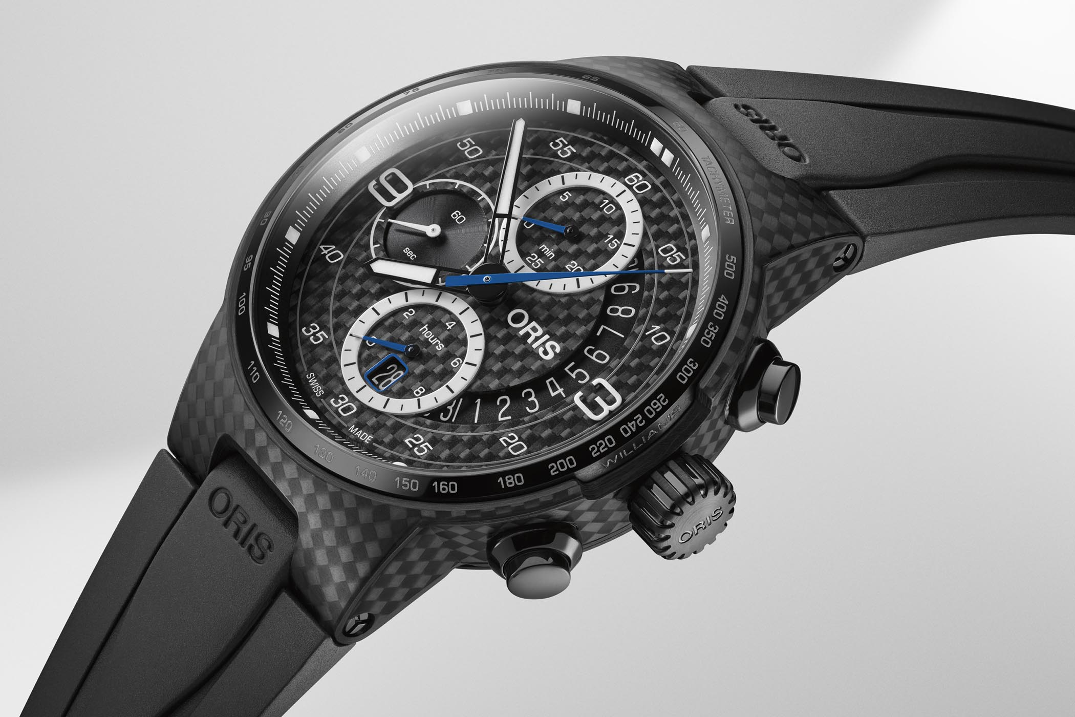 Oris Williams FW41 Limited Edition Full Carbon