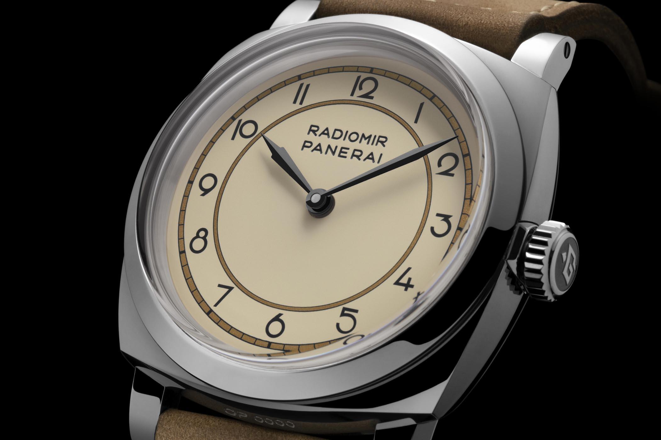 Panerai Radiomir 1940 3 Days Acciaio PAM00791 Art Deco Dial