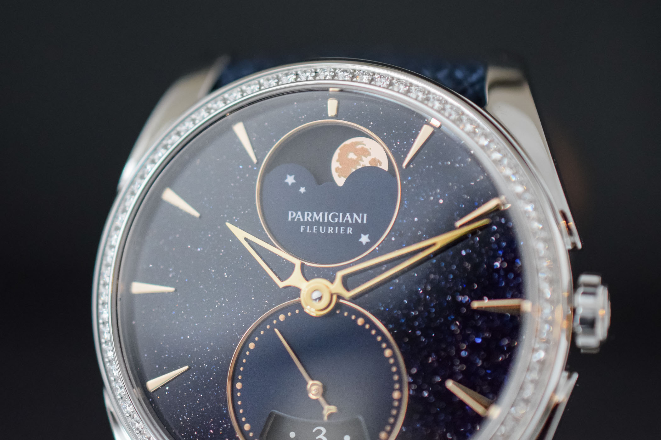 Parmigiani Fleurier Tonda Metropolitaine Selene Galaxy - Ladies watch - 6