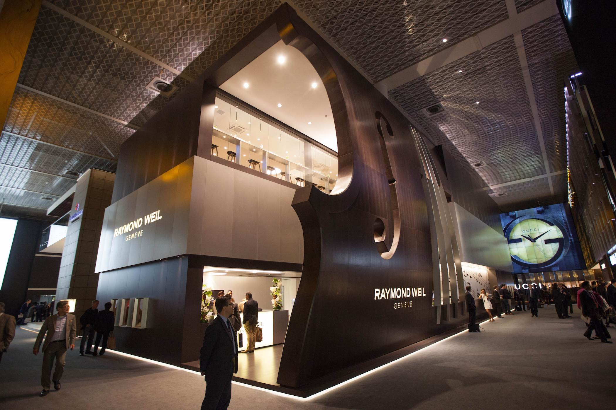 Raymond Weil leaves Baselworld 2019
