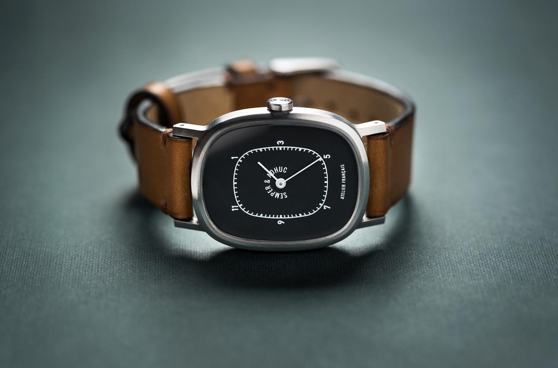 Semper Adhuc new Watches Vintage Movements Kickstarter - 4