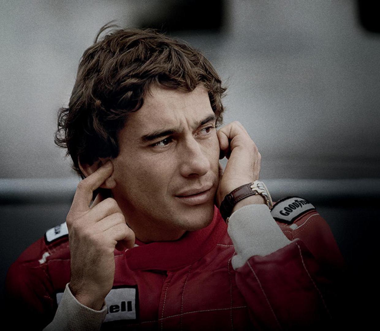 1987 TAG Heuer S-el Ayrton Senna - 2