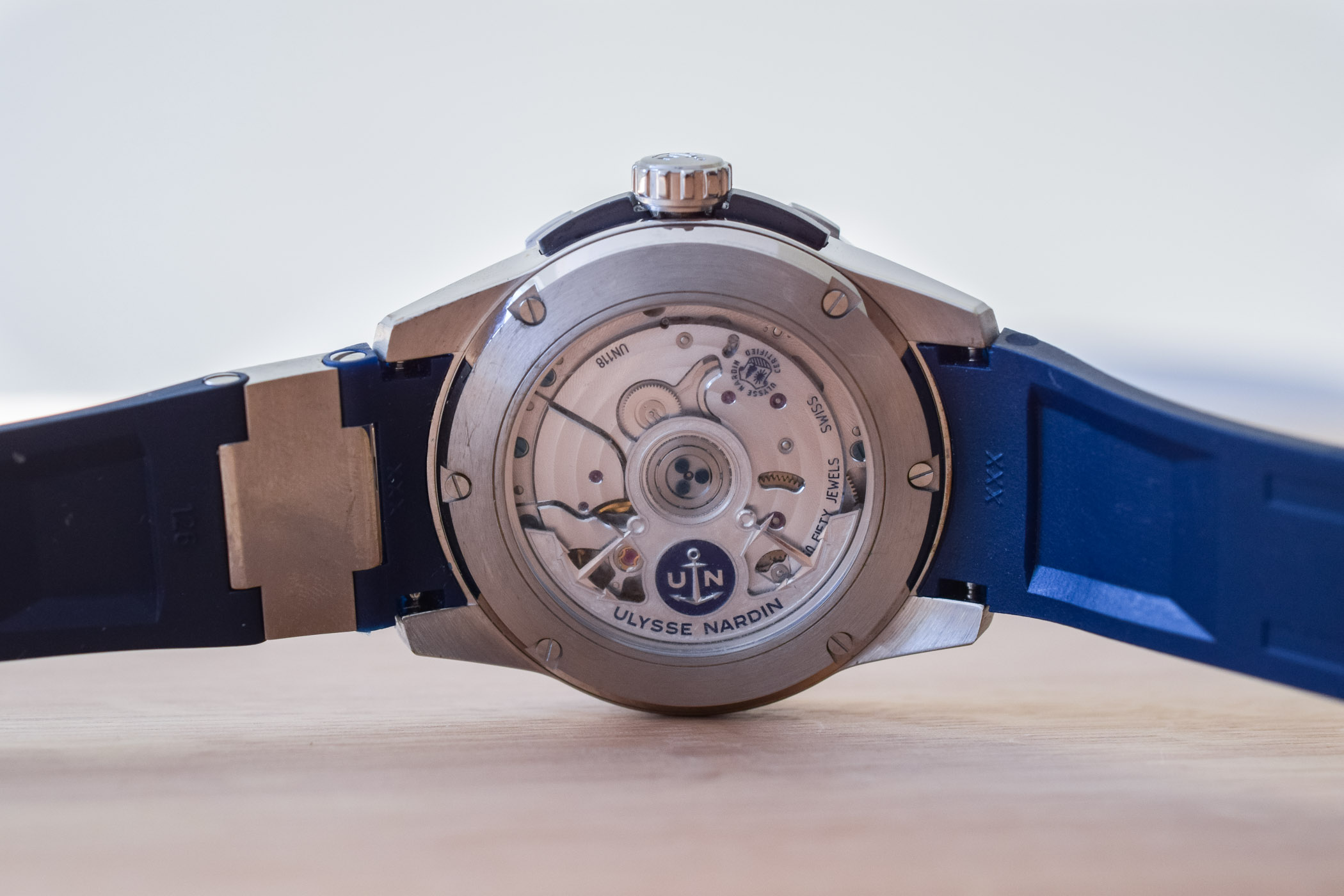 2018 Ulysse Nardin Diver Chronometer