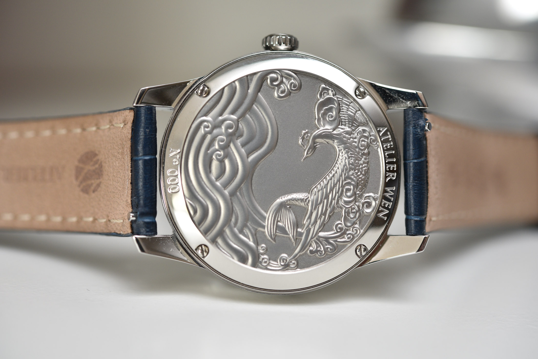Atelier Wen Procelain dial China-inspired Watches Kickstarter - 4