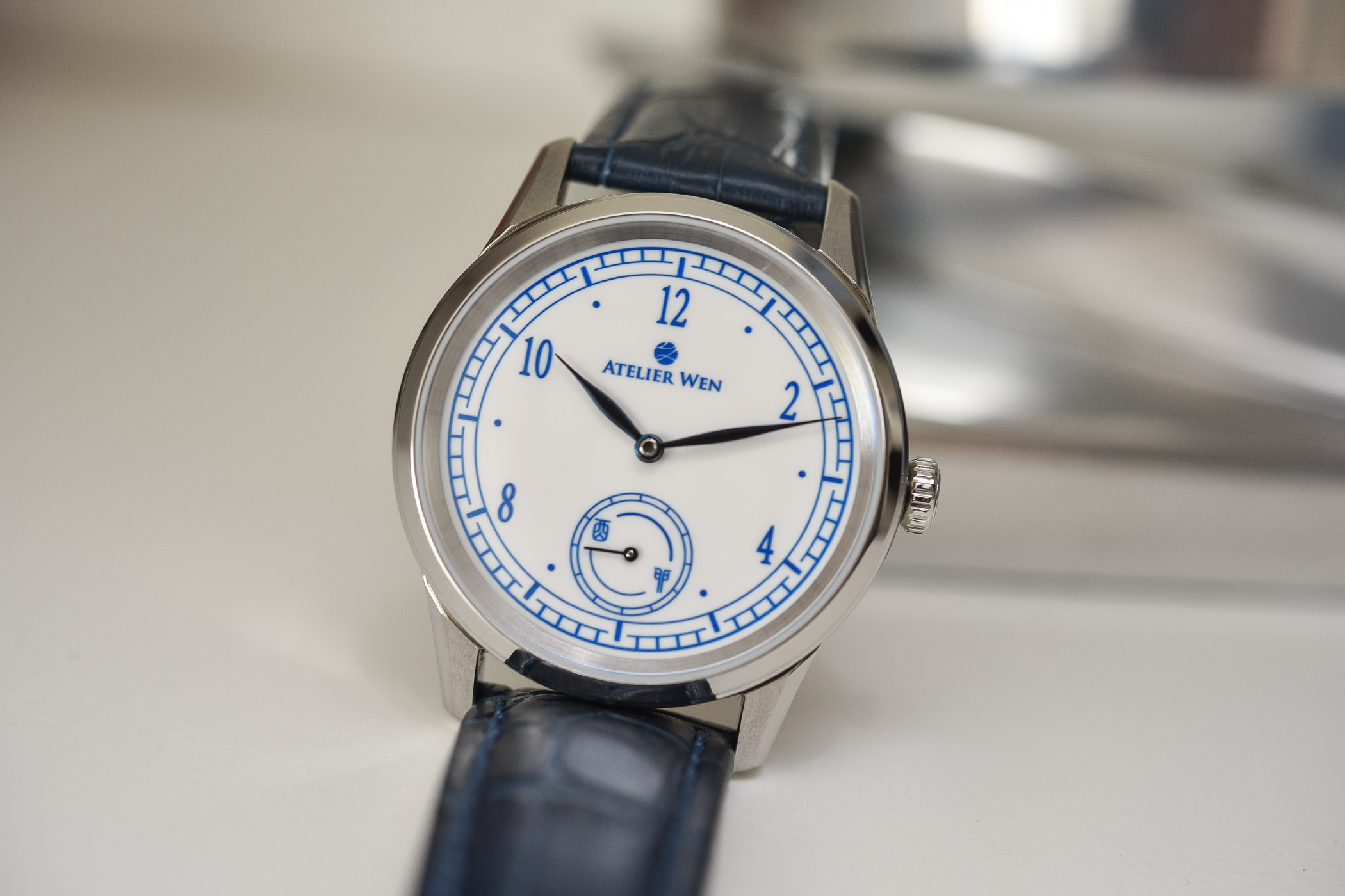 Atelier Wen Procelain dial China-inspired Watches Kickstarter - 5