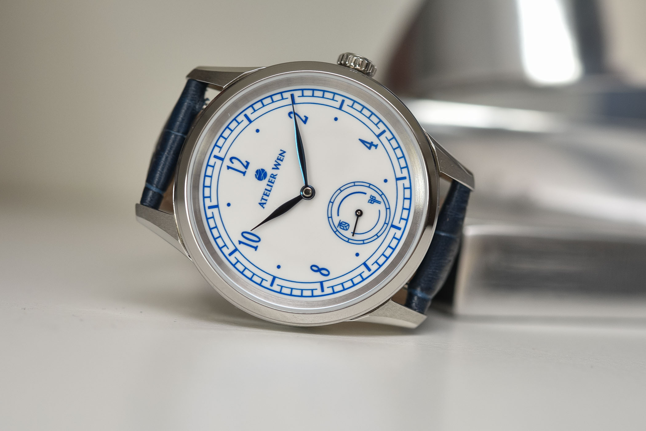 Atelier Wen Procelain dial China-inspired Watches Kickstarter - 8
