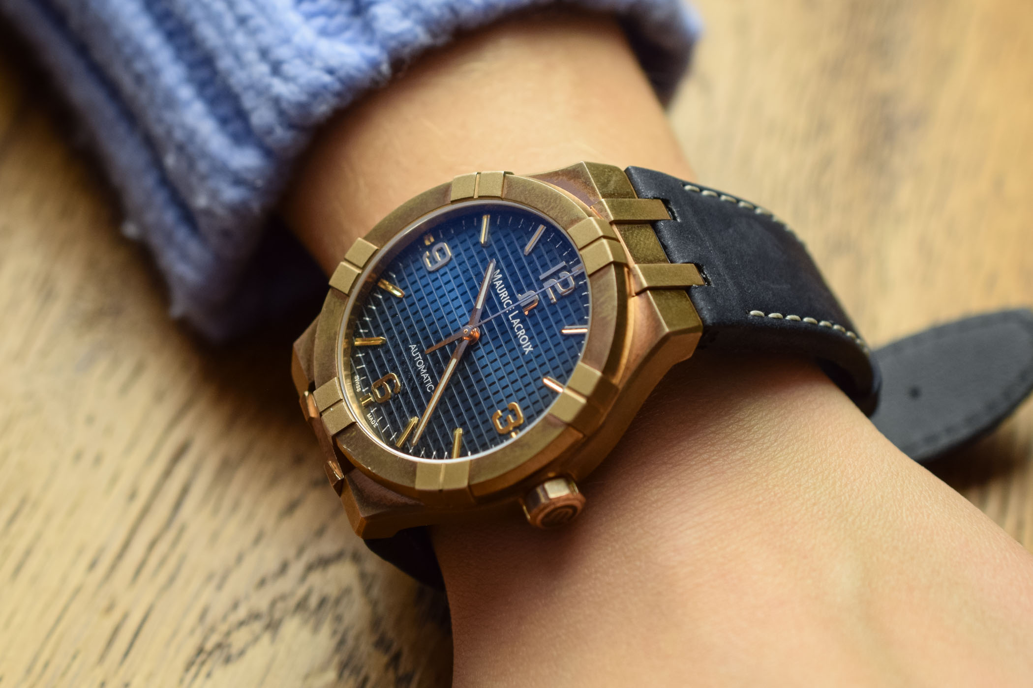 Maurice Lacroix Aikon Automatic Bronze Limited Edition - 3