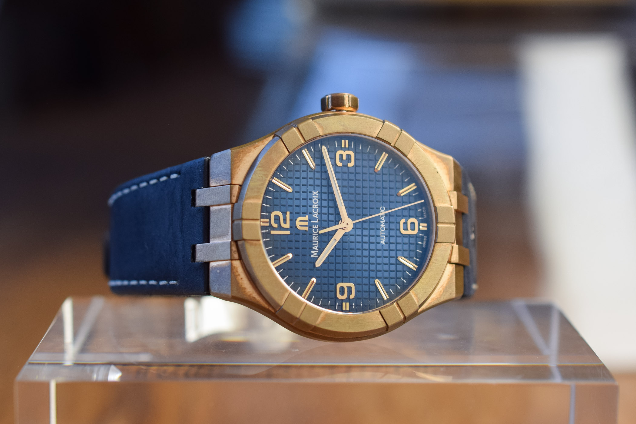 Maurice Lacroix Aikon Automatic Bronze Limited Edition - 4