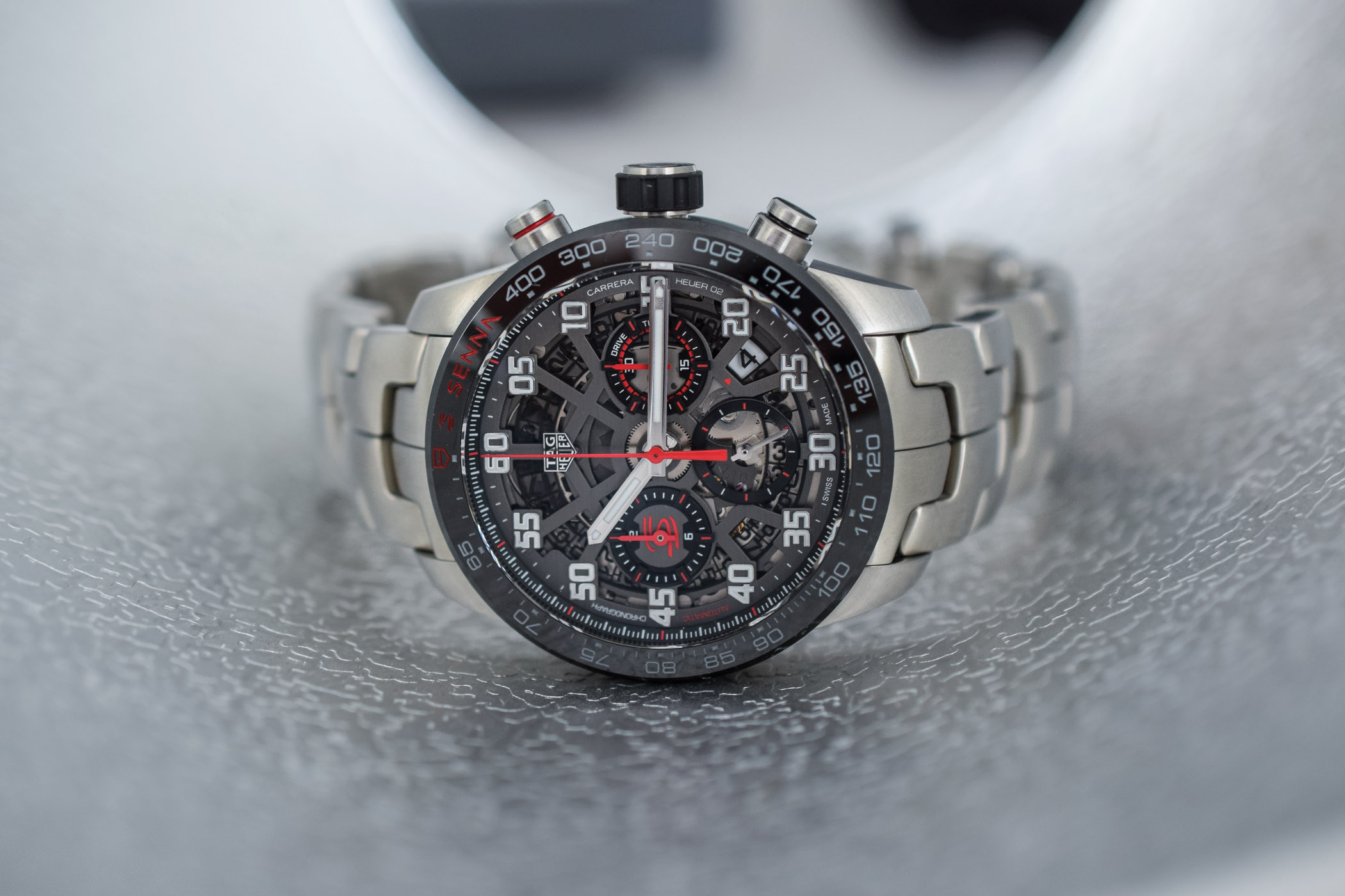 This Tag: Hands-On With The 2018 TAG Heuer Carrera Senna Editions
