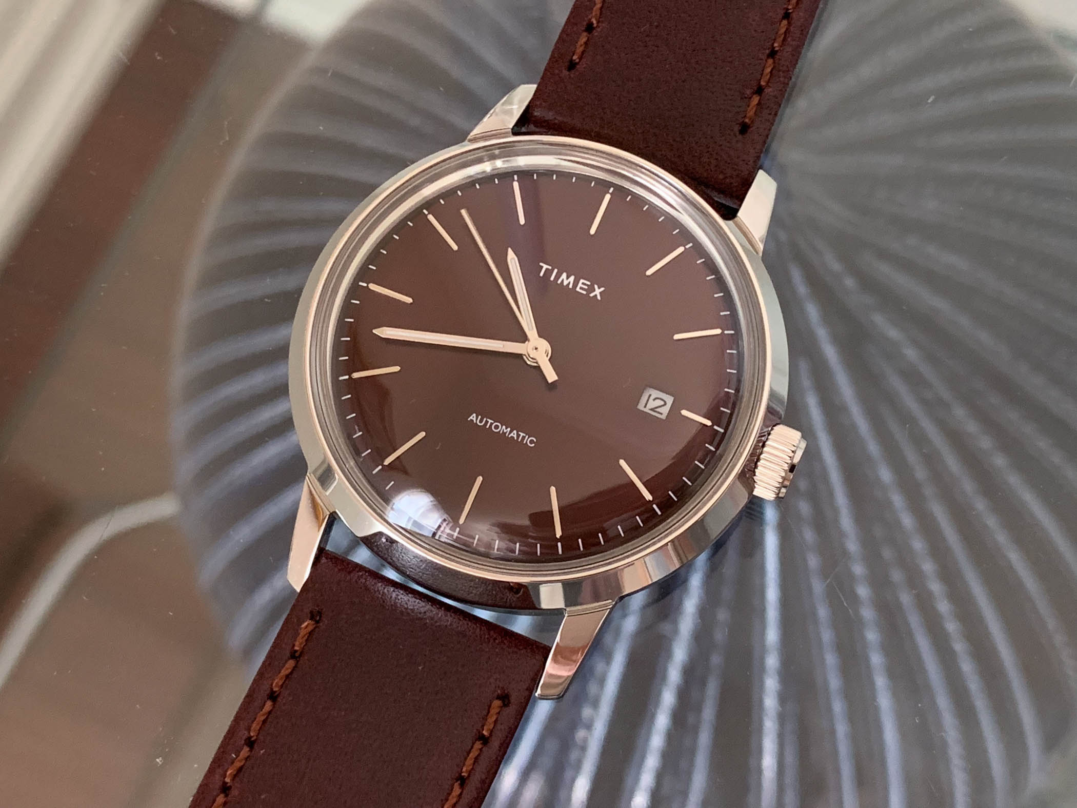 2341afb43 It's a clean, refined series that helps reinforce the fact that a small  fortune isn't required to wear a classy dress watch. Let's take a closer  look at the ...