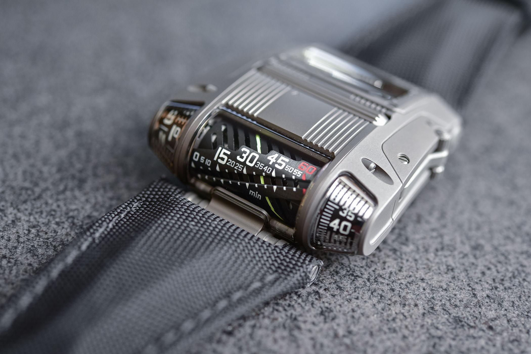 Urwerk UR-111C -- 2