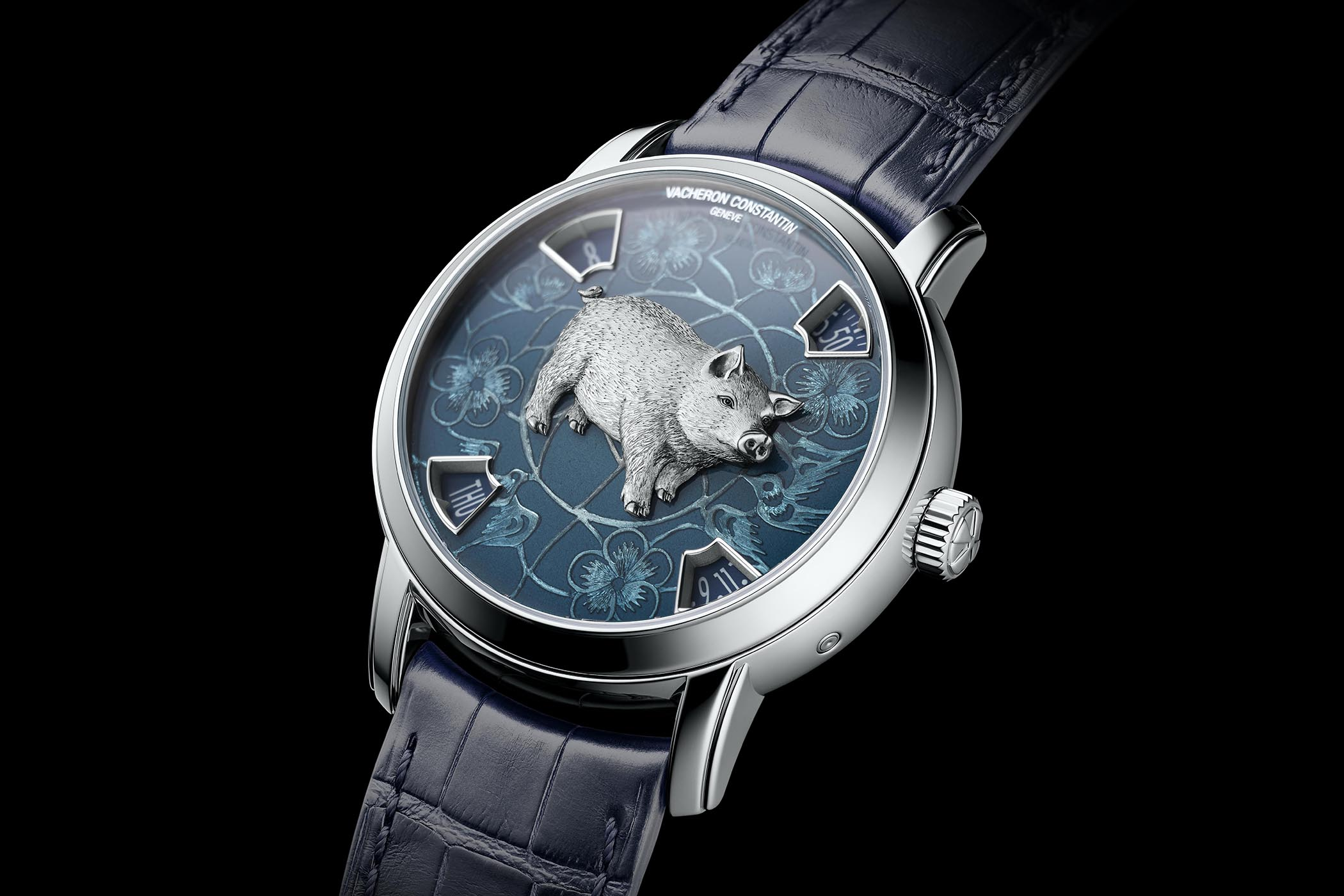 Introducing Vacheron Constantin Metiers D Art The Legend Of The