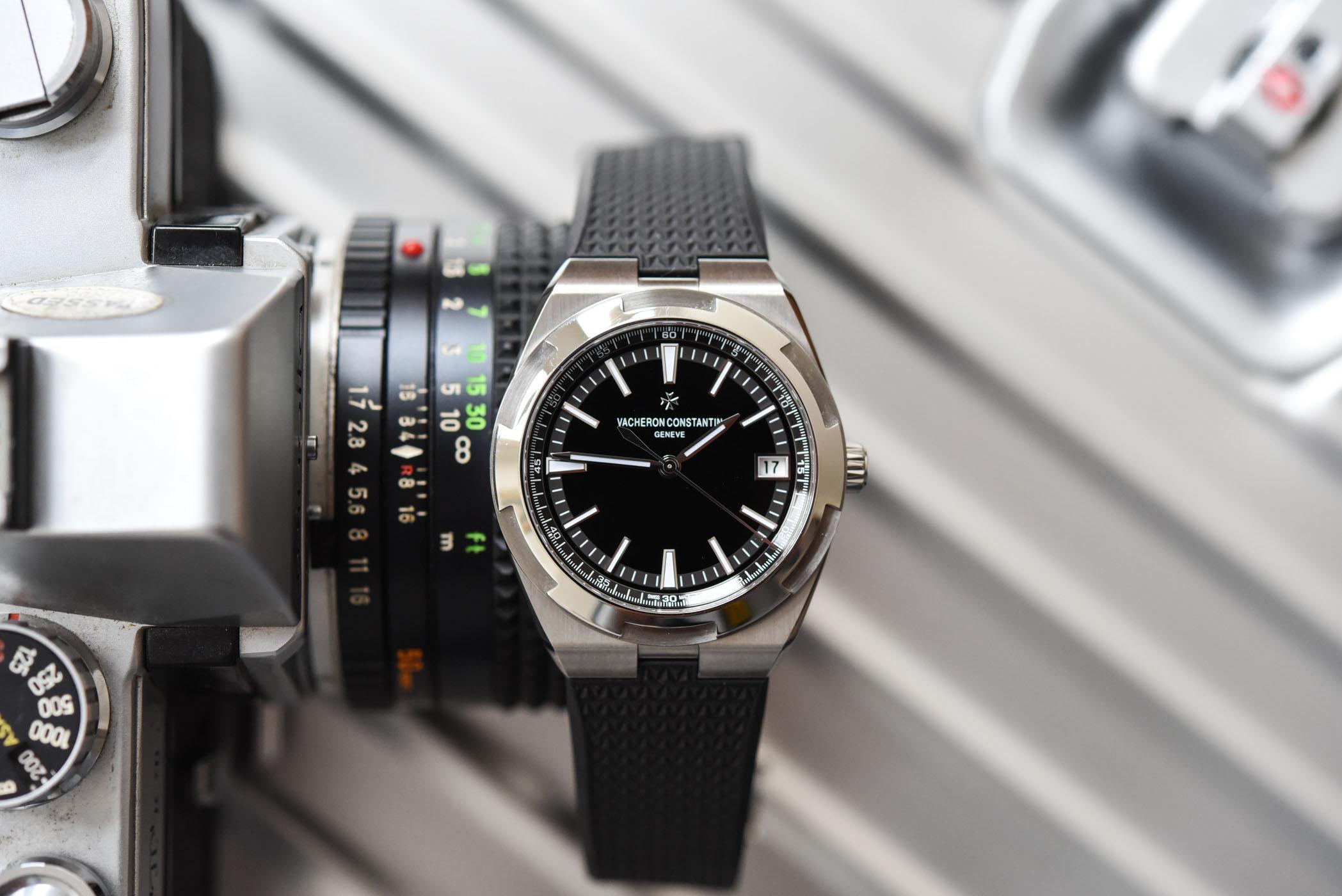 Vacheron Constantin Overseas Automatic 4500V black dial - 11