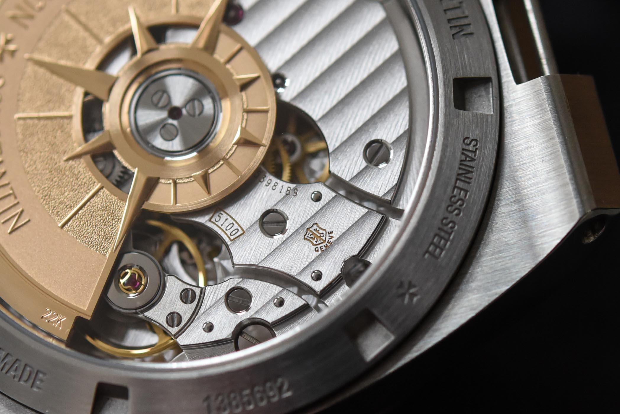 Vacheron Constantin Overseas Automatic 4500V black dial - 13