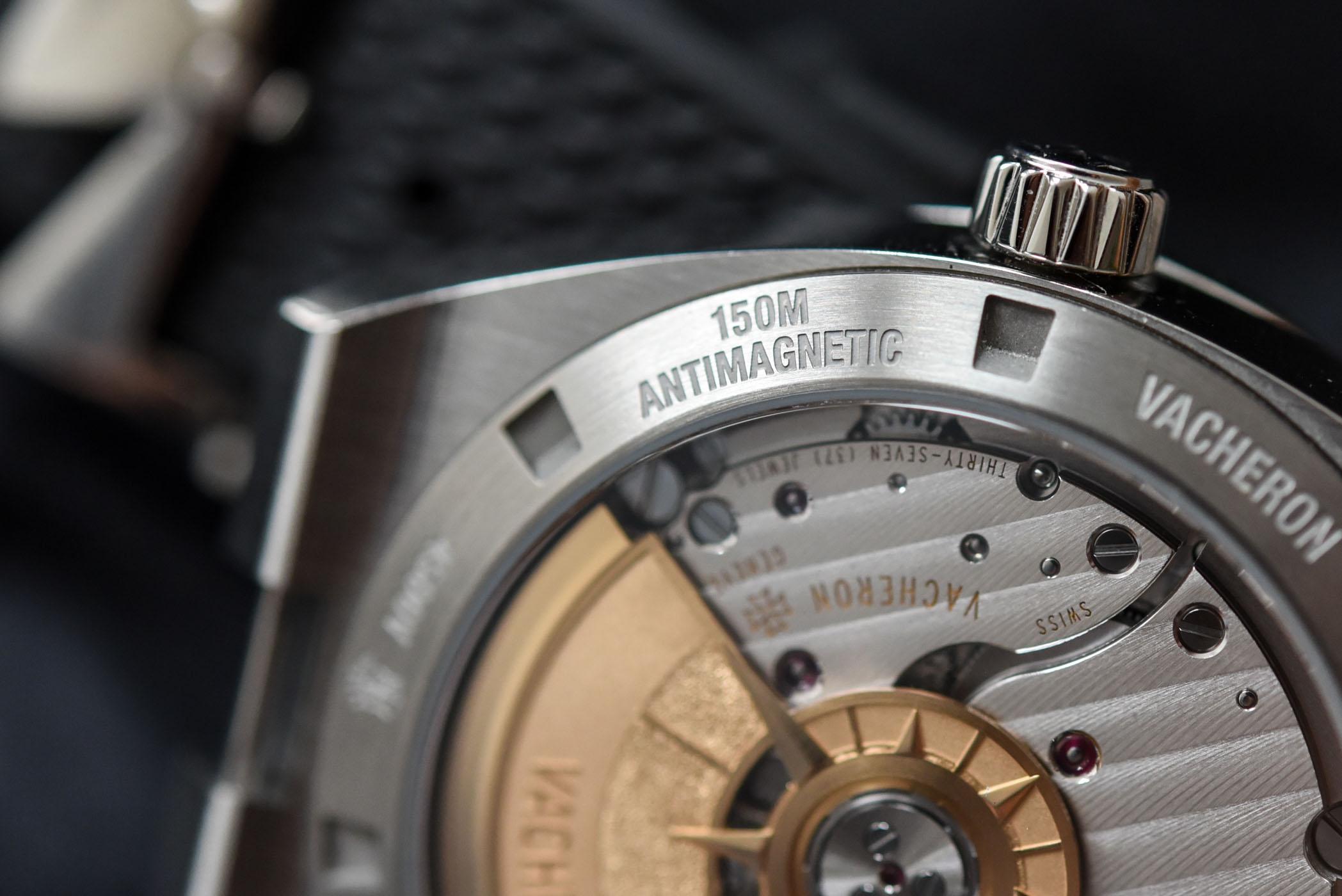 Vacheron Constantin Overseas Automatic 4500V black dial - 16
