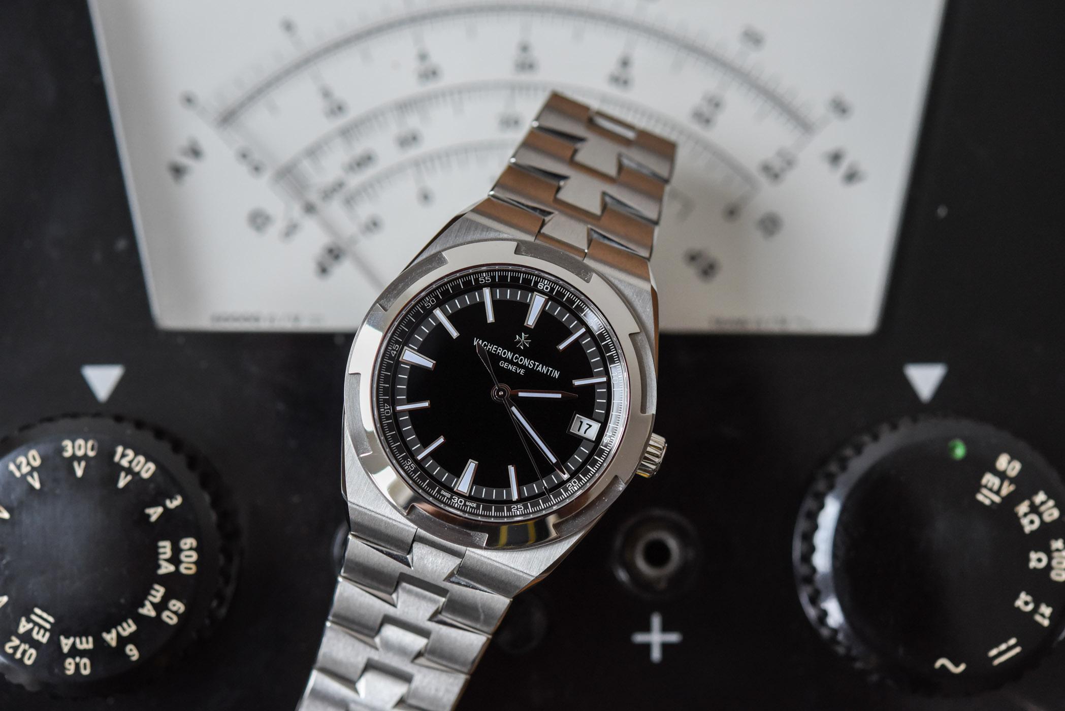Vacheron Constantin Overseas Automatic 4500V black dial - 18