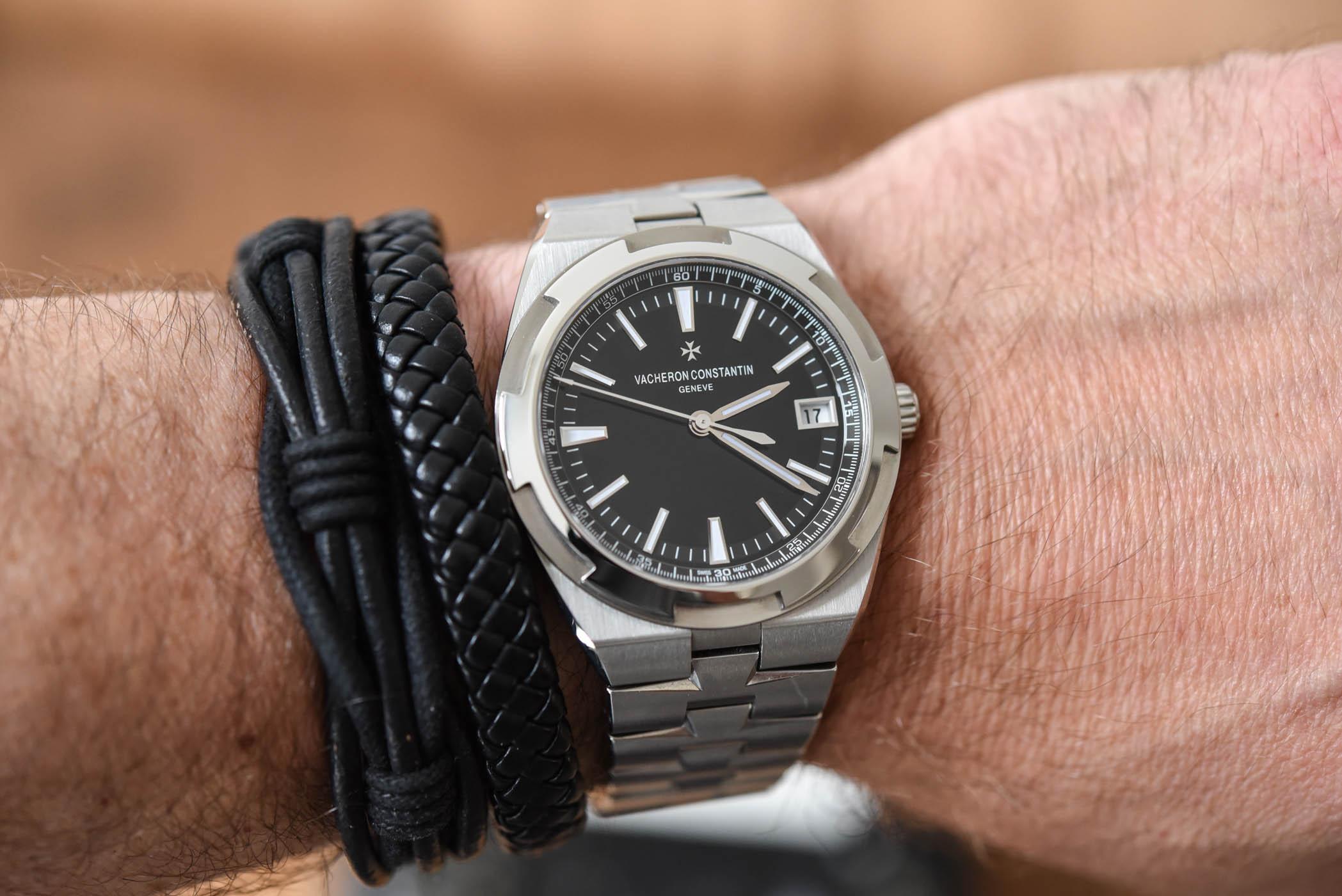 Vacheron Constantin Overseas Automatic 4500V black dial - 20
