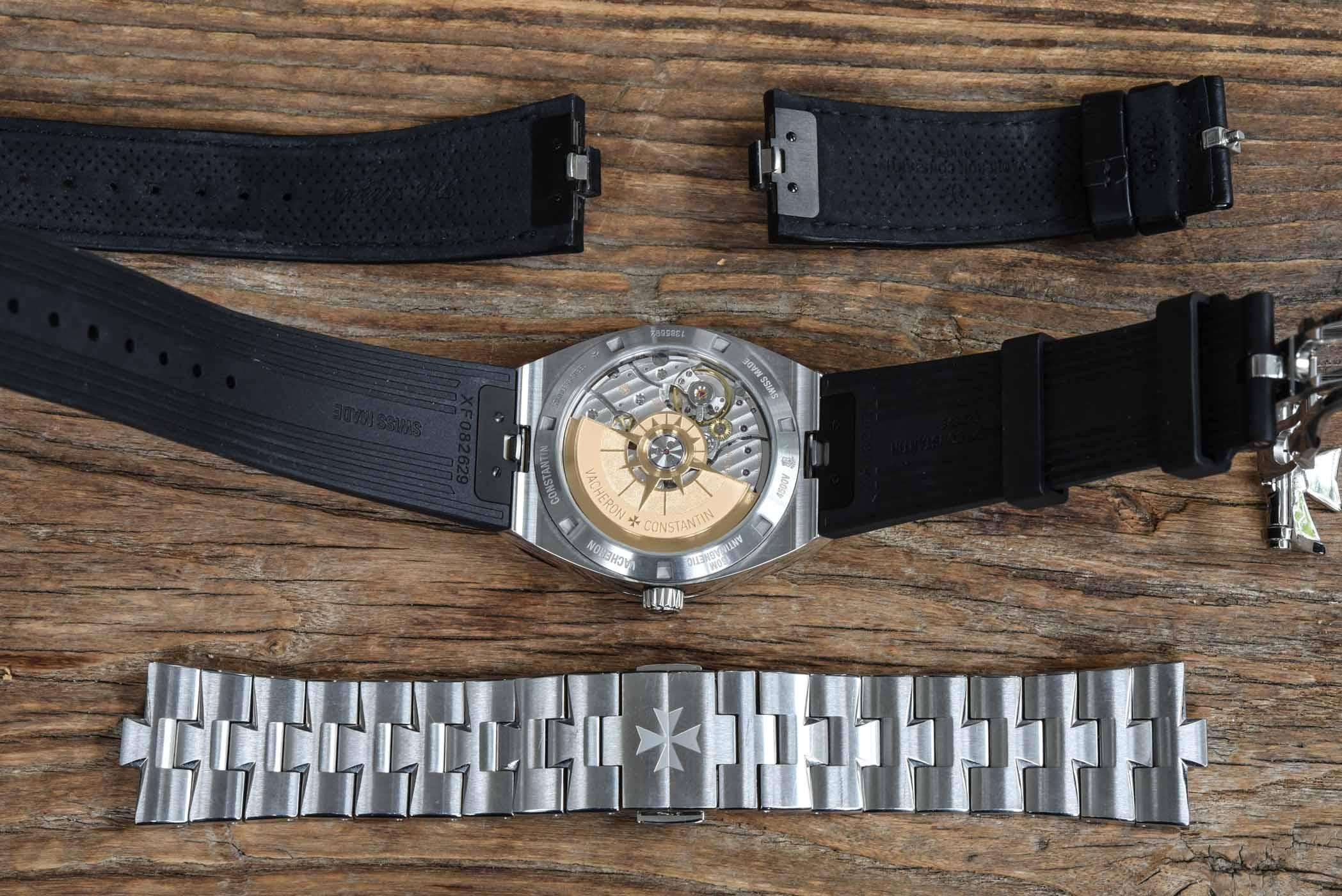Vacheron Constantin Overseas Automatic 4500V black dial - 27