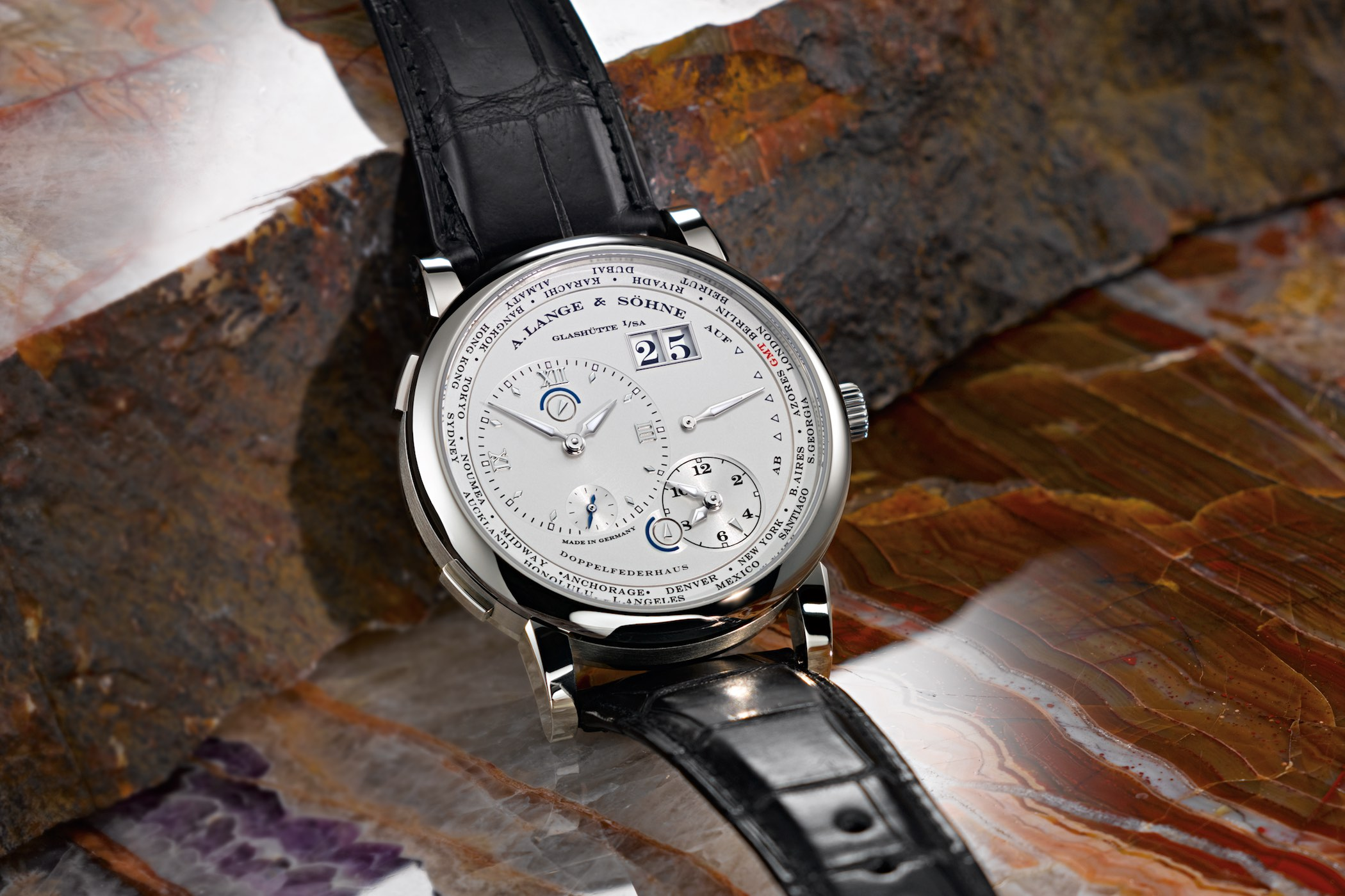 Buying Guide 5 High End Watches With World Time Or