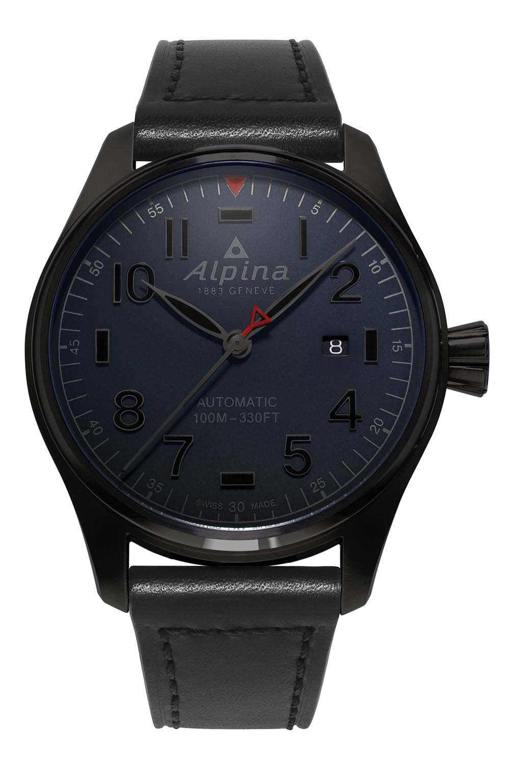 Alpina Startimer Pilot Automatic Shadow line - 3