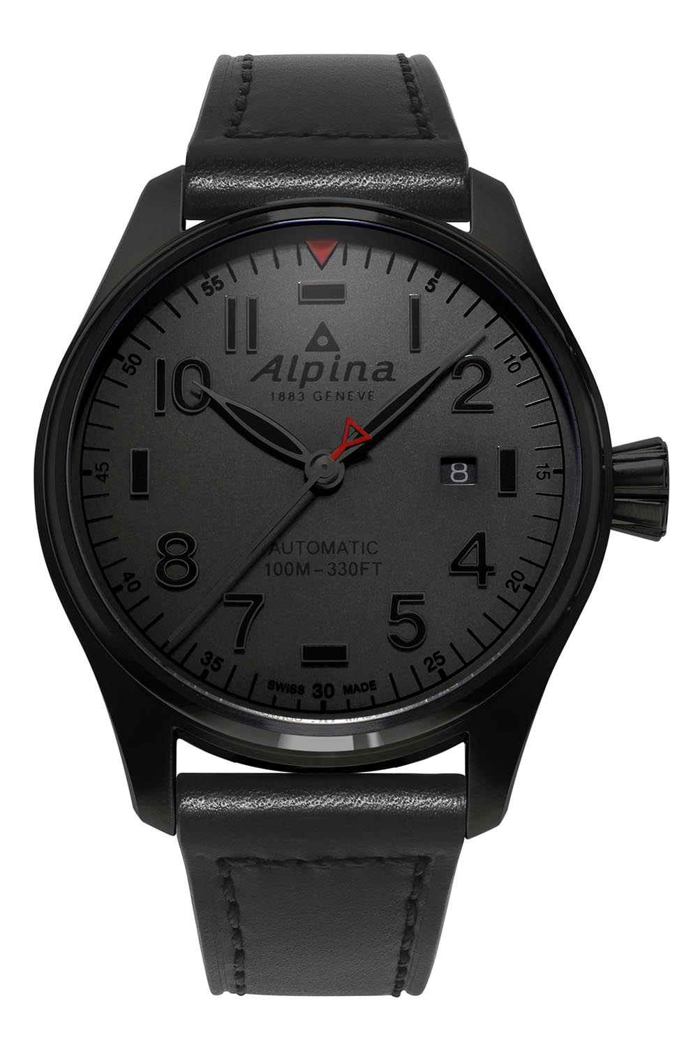 Alpina Startimer Pilot Automatic Shadow line - 5