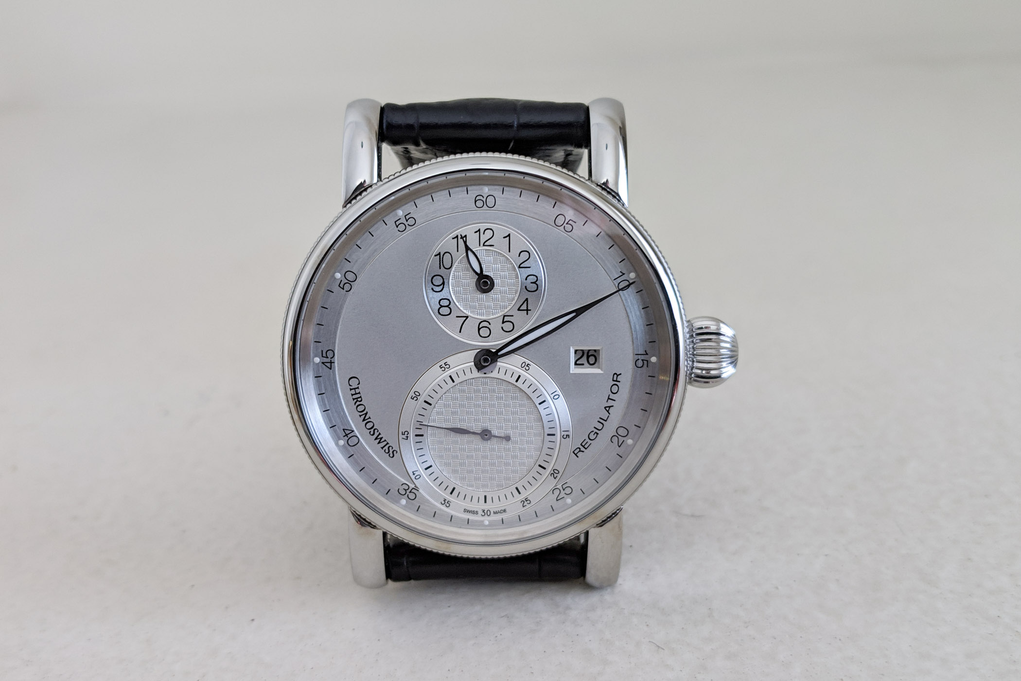 Chronoswiss Regulator Classic Date