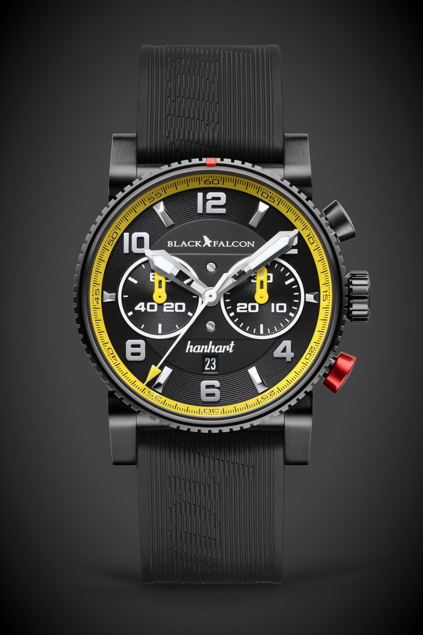 Hanhart Primus Black Falcon Limited Edition - 2