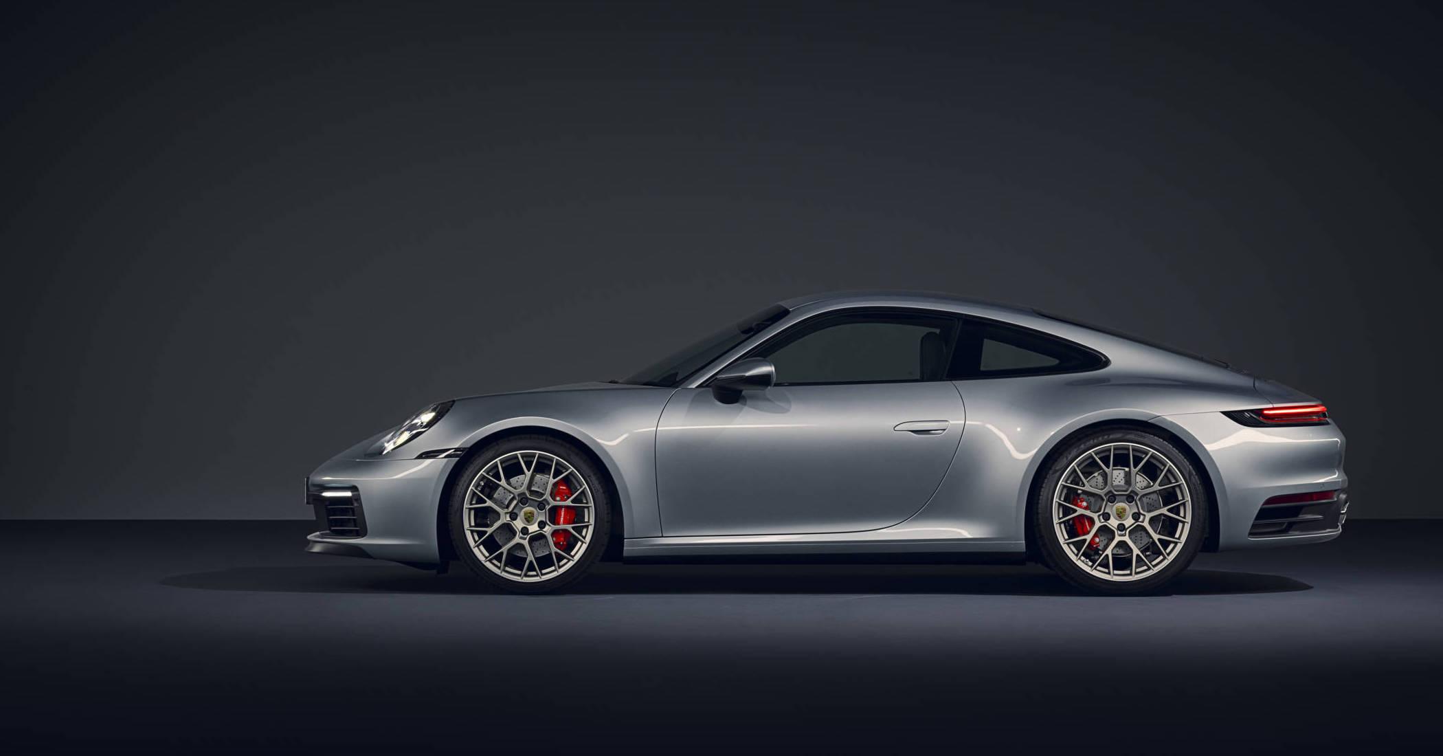 Porsche 911 type 992 - 1