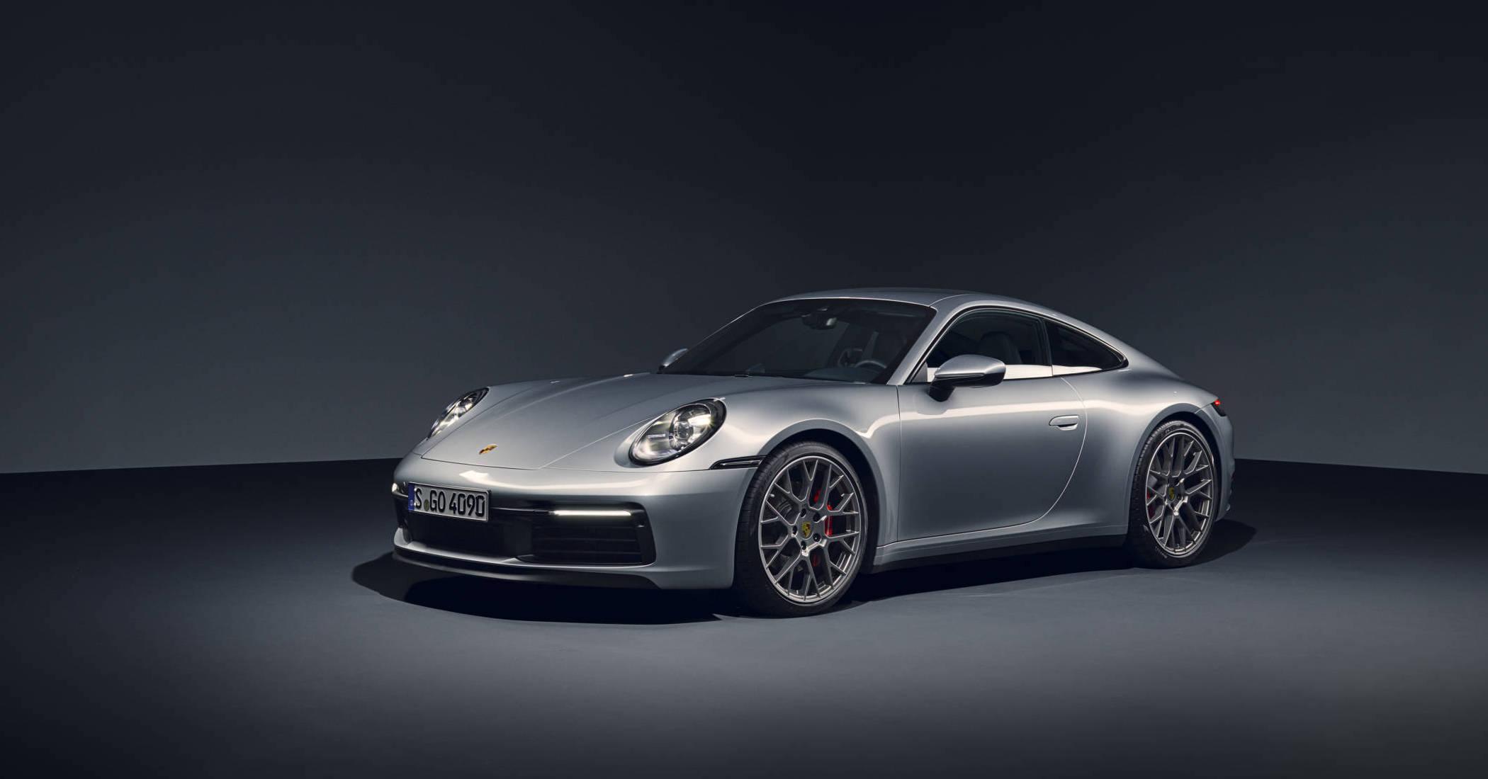 Porsche 911 type 992 - 2
