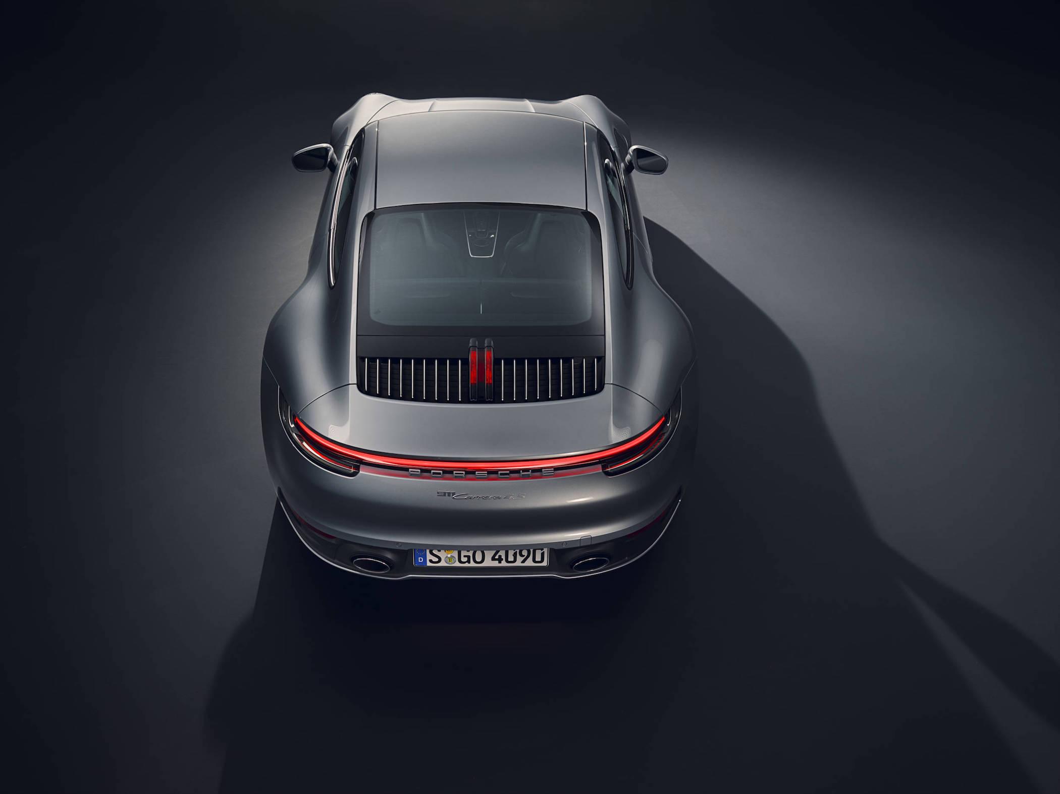 Porsche 911 type 992 - 5