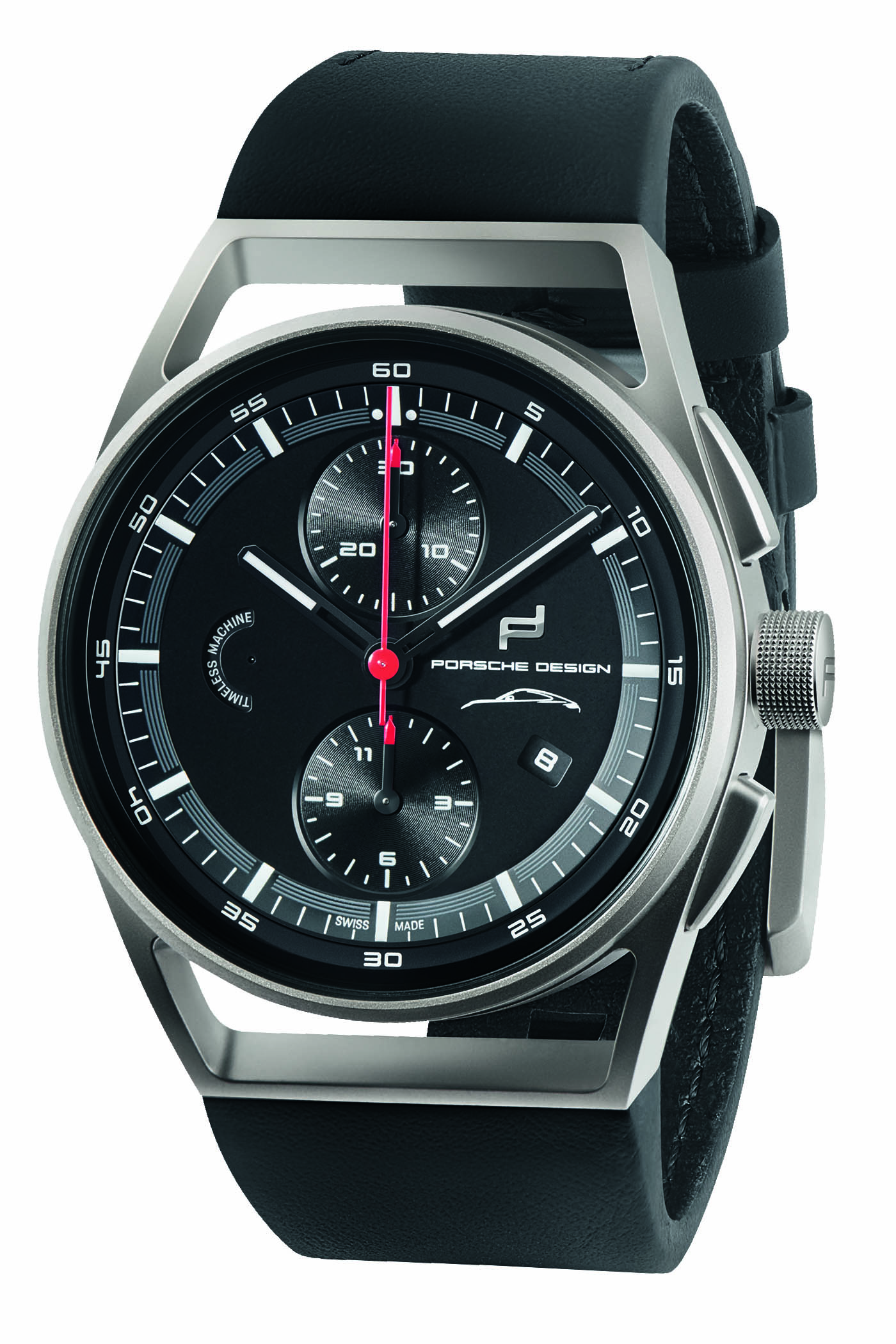 Porsche Design 911 Chronograph Timeless Machine - Celebrating the Newly-Released Porsche 992 - 3