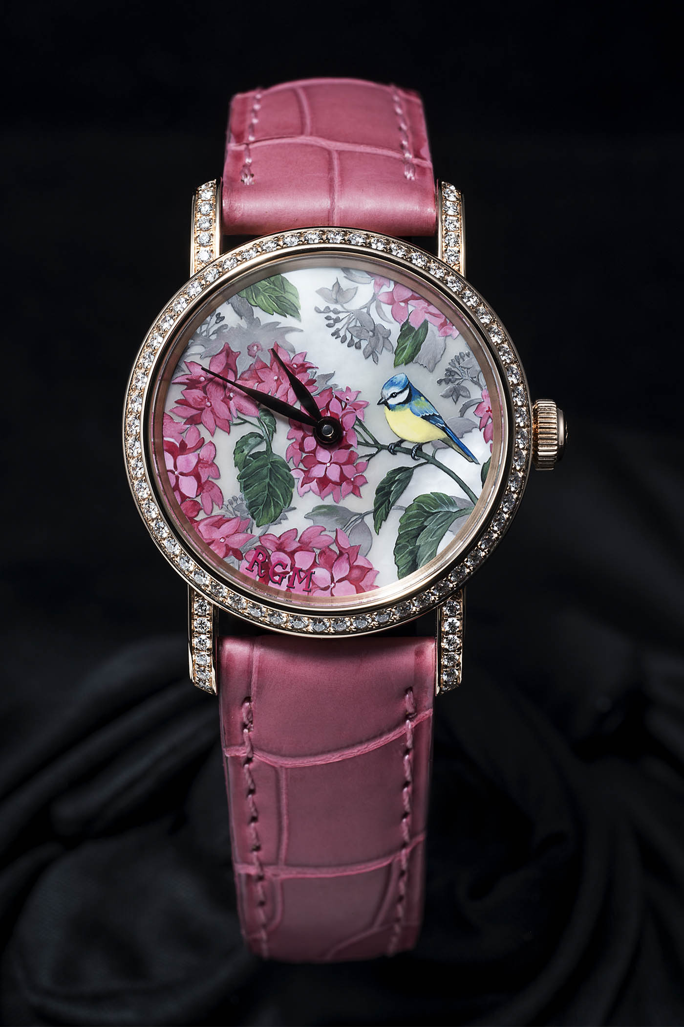 RGM watch Co Art Pieces - 1