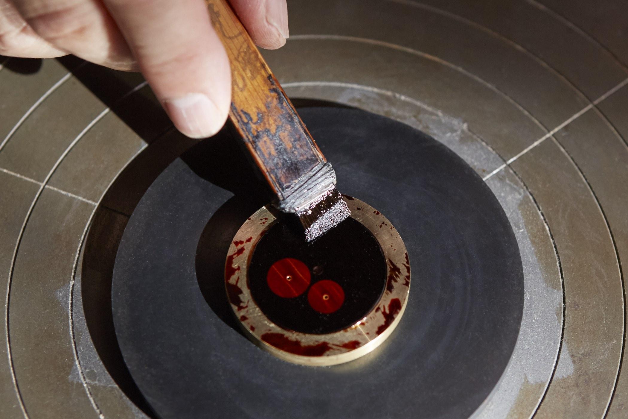 Seiko Presage Urushi Byakudan-nuri SPB085 - Urushi laqcuer applied by hand