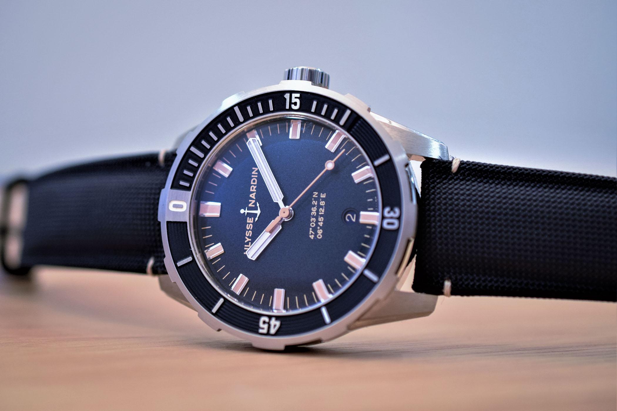 Ulysse Nardin Diver 42mm