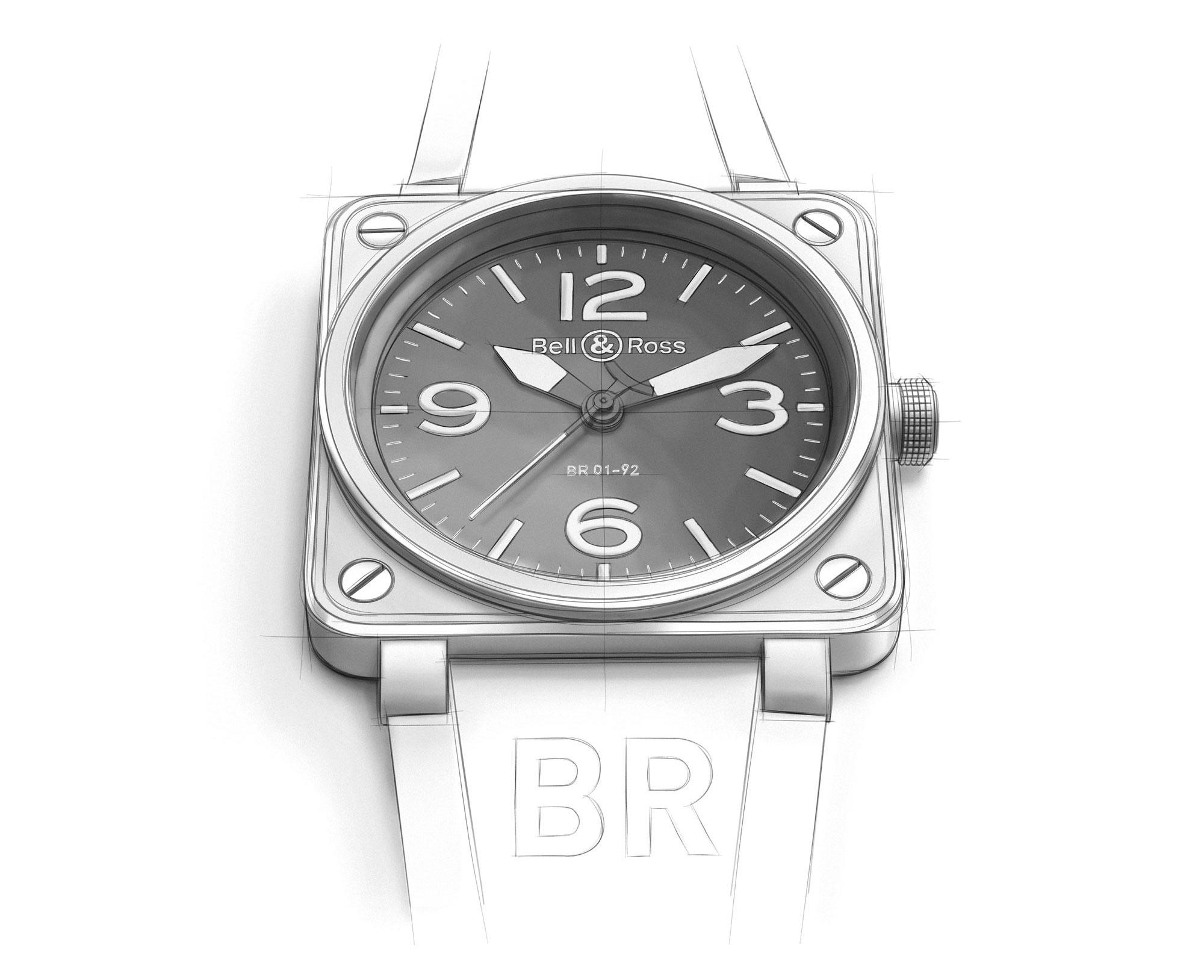 Bell&Ross BR05-8